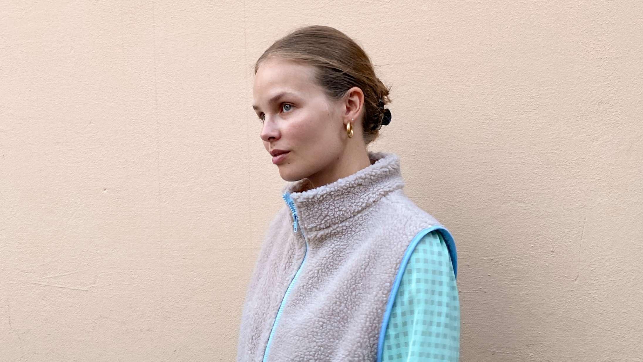 Maria Møller kan leve af at inspirere dig til at sy og strikke