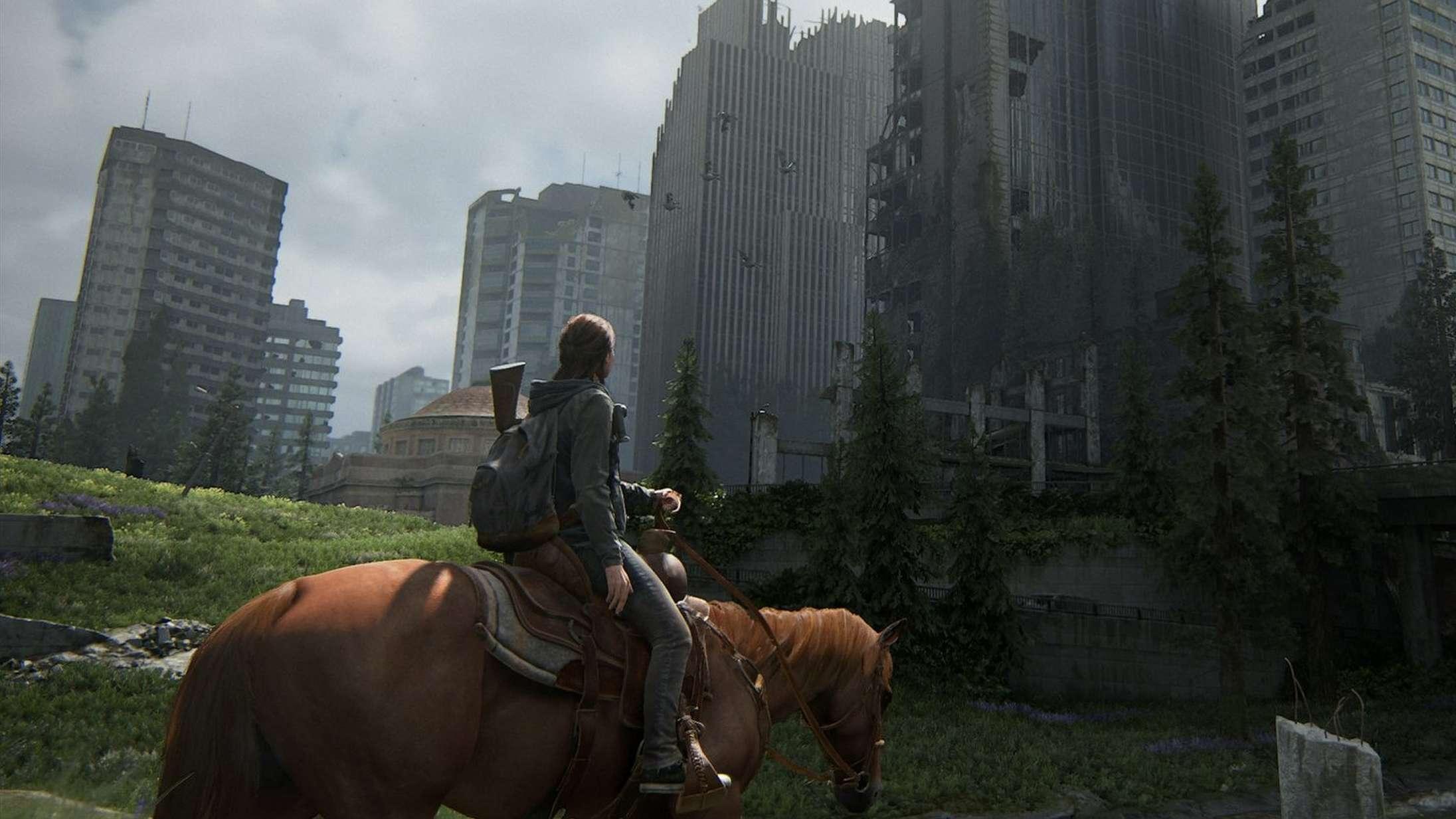 Rygterne tager til: 'The Last of Us Part II' opdateres til PlayStation 5
