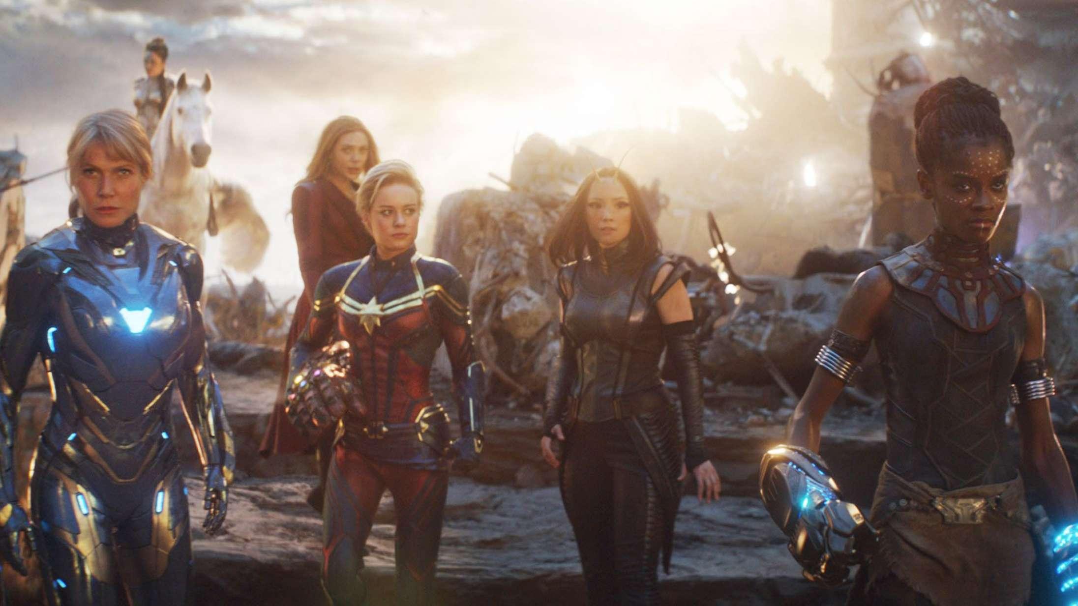 Kvindelig 'Avengers'-film på vej? »Kun et spørgsmål om tid« ifølge 'Black Panther'-stjerne