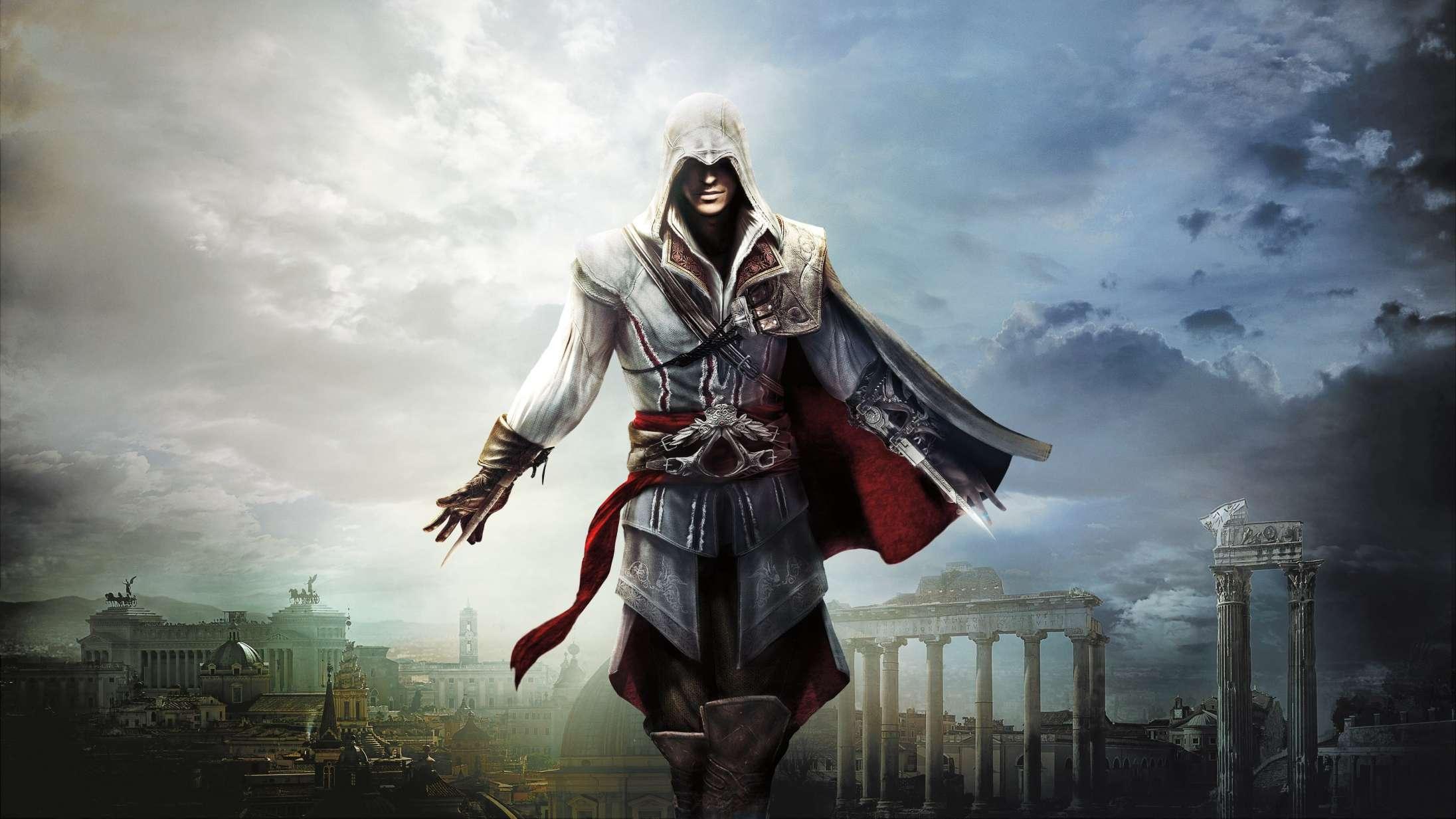 'Assassin's Creed'-universet skal filmatiseres af Netflix