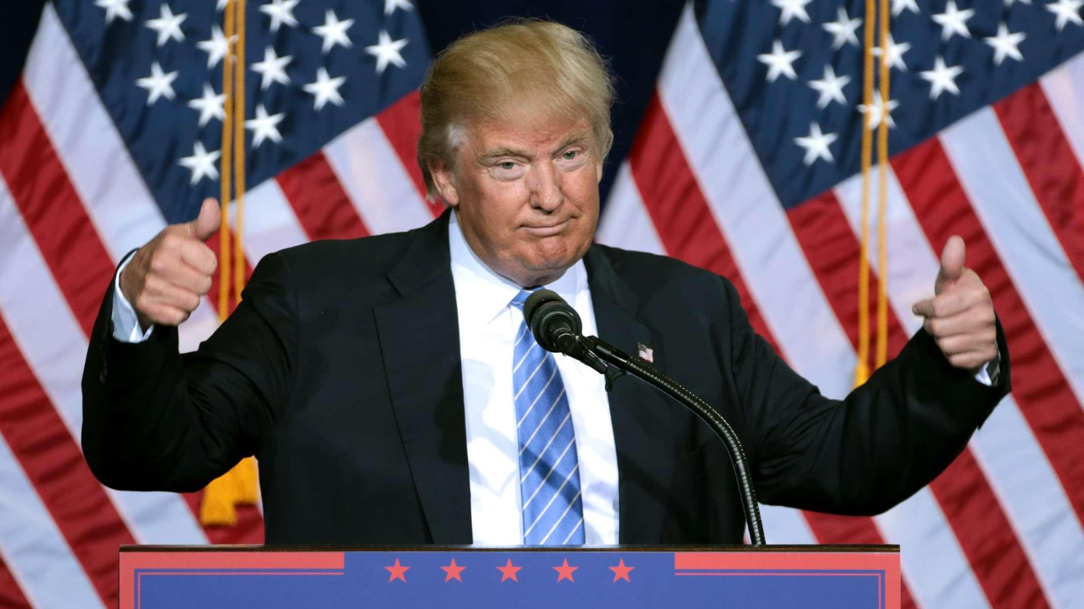 Donald Trumps Twitter-konto er blevet hacket – igen