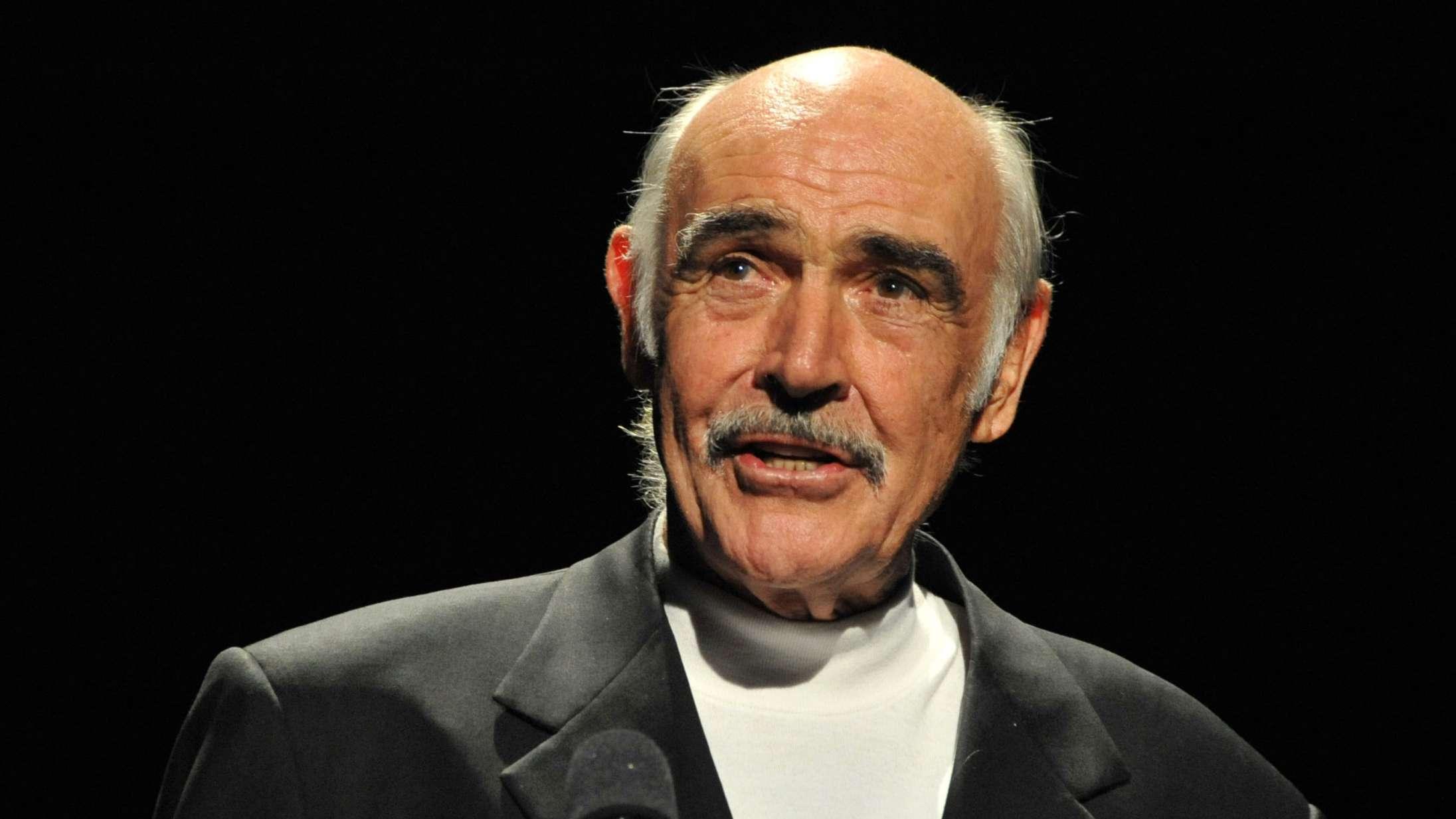 Sean Connery er død