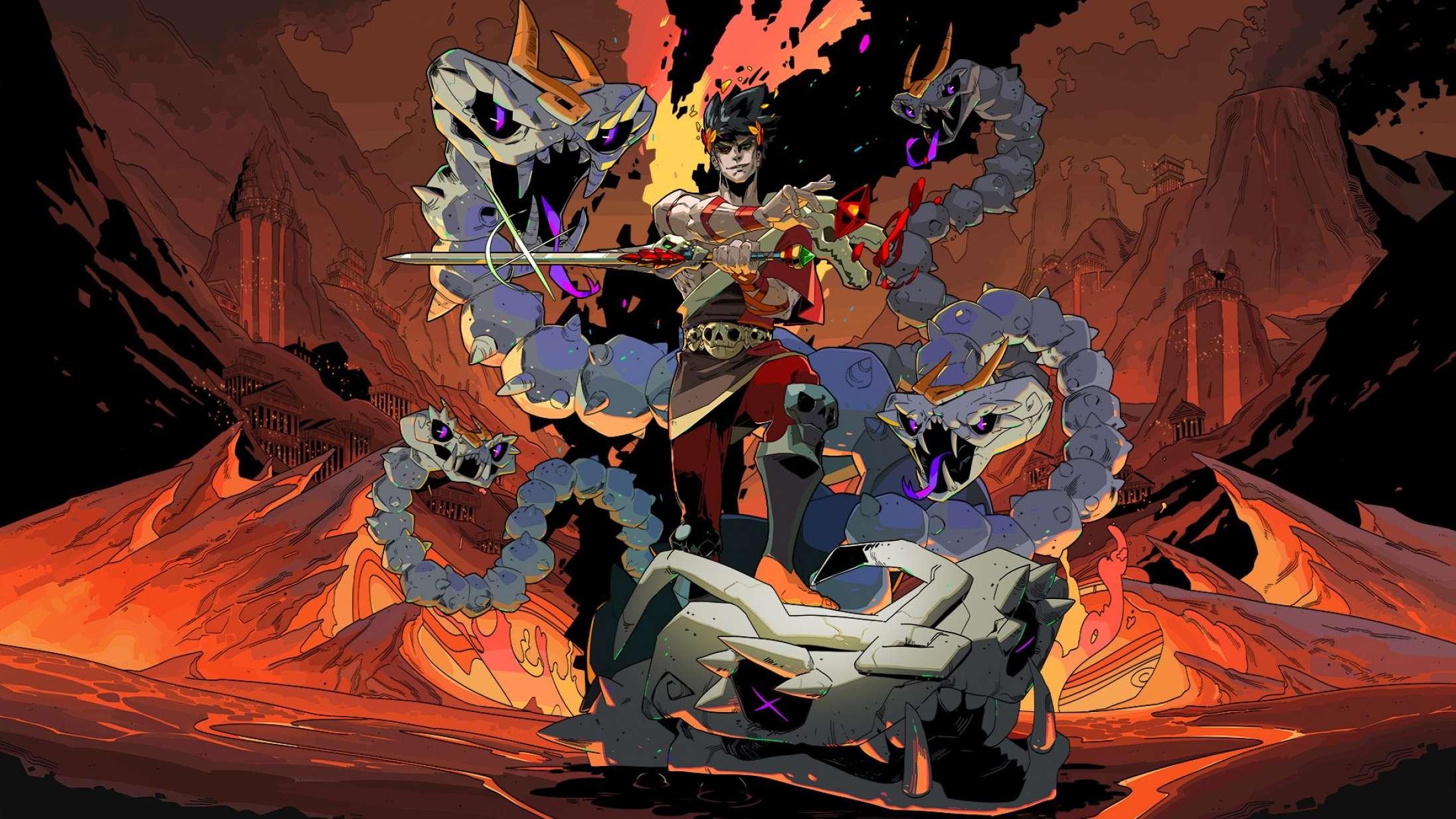 'Hades' er et kaotisk actionorgie med krigsliderlige guder