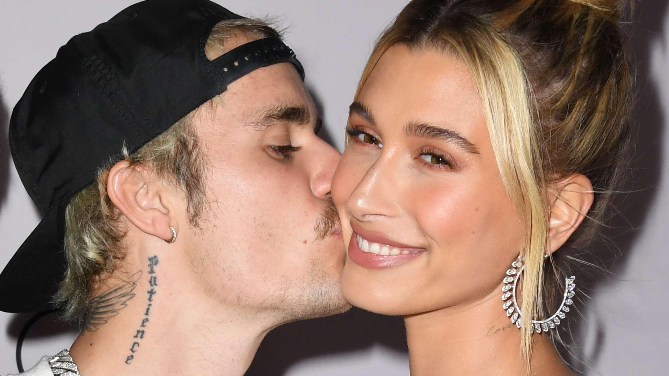 Justin og Hailey Bieber går all-in med forside-shoot hos Vogue