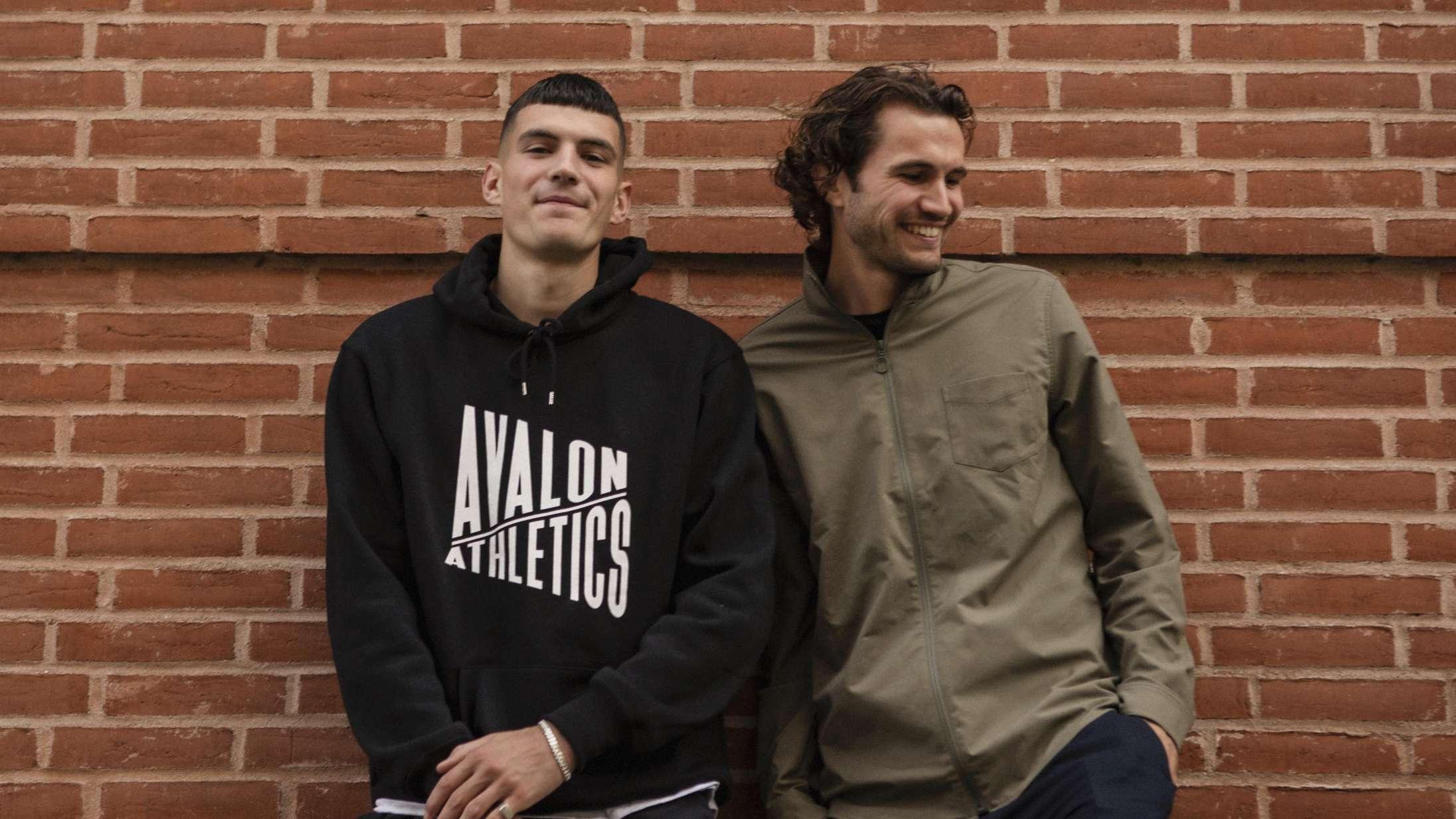 Hvordan en filosofistuderende og en skater blev to af Danmarks største hiphopproducere