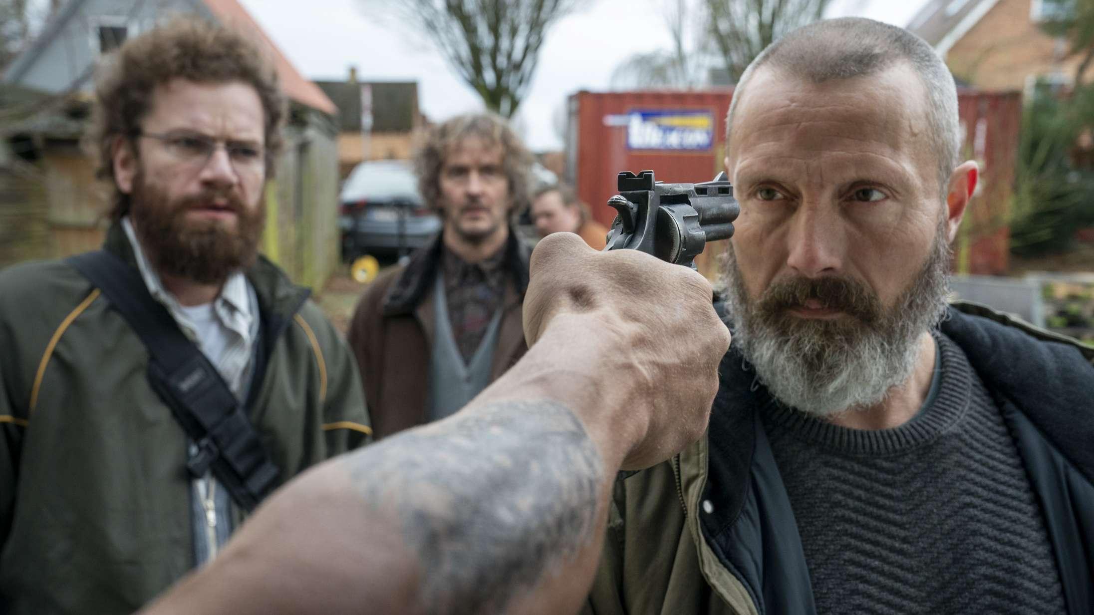 'Retfærdighedens ryttere': Anders Thomas Jensens overrumplende nye film er hans bedste siden 'Blinkende lygter'