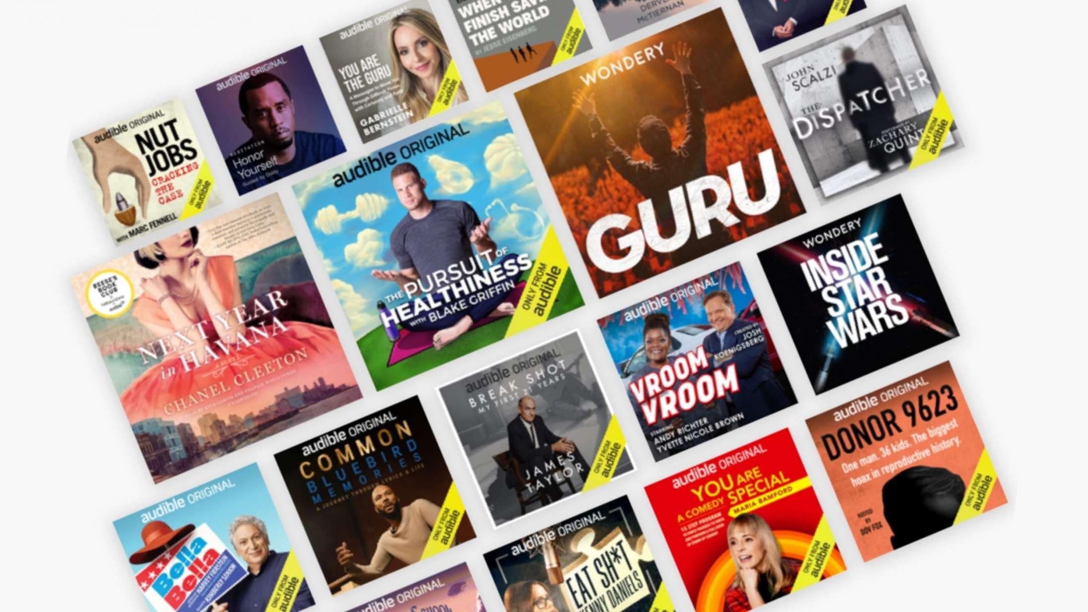 Amazon tager podcast-kampen op mod Spotify og Apple