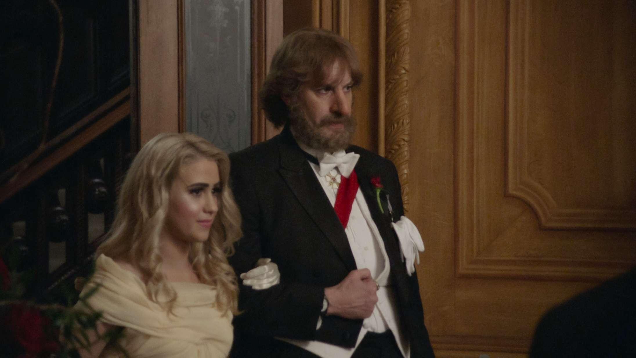 Sacha Baron Cohen vil sende en Oscar i hænderne på den nye Borat-stjerne Maria Bakalova