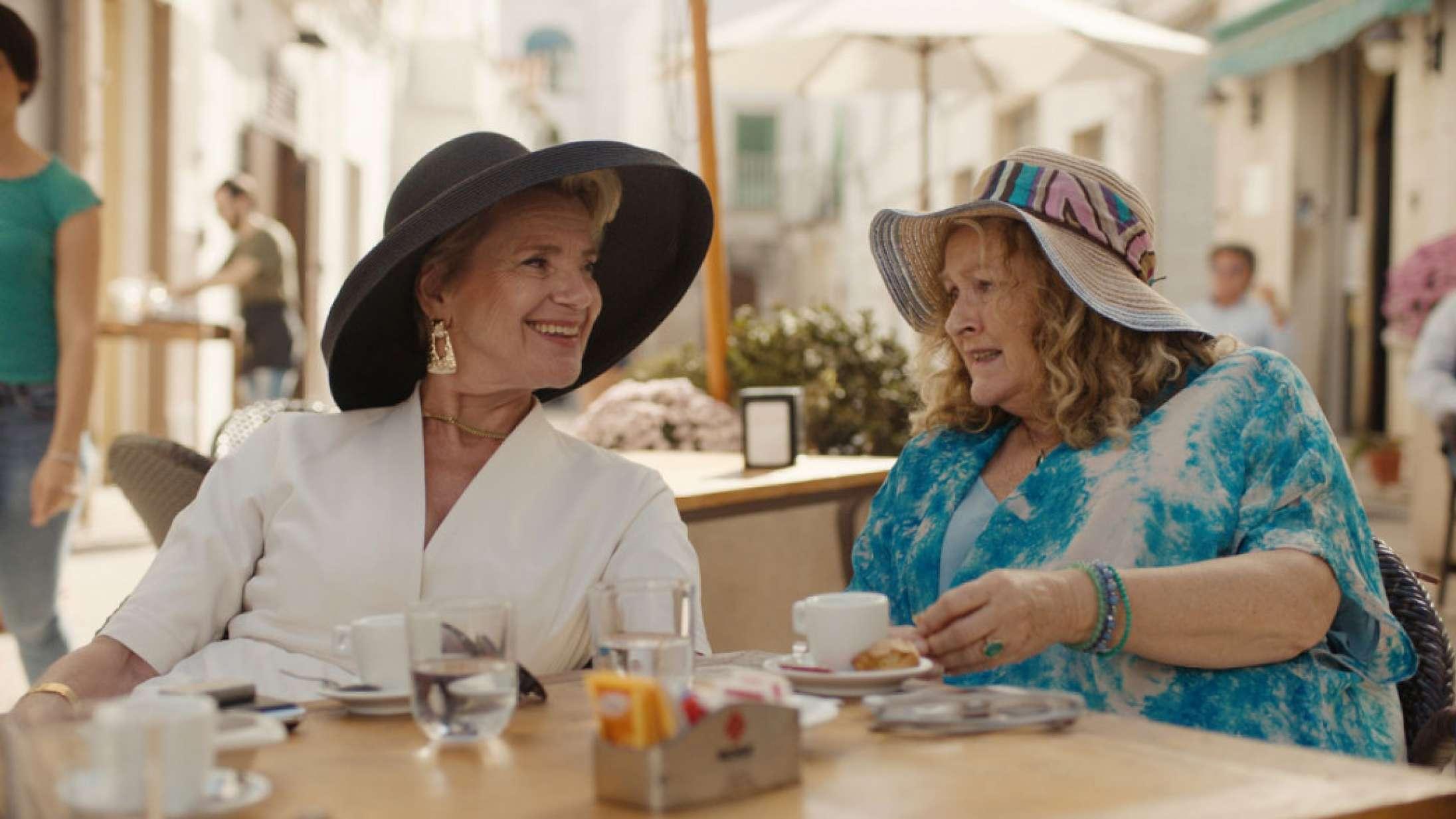 'Madklubben': Budskabet fiser hurtigt ind i ny dansk komedie om ældre kvinder
