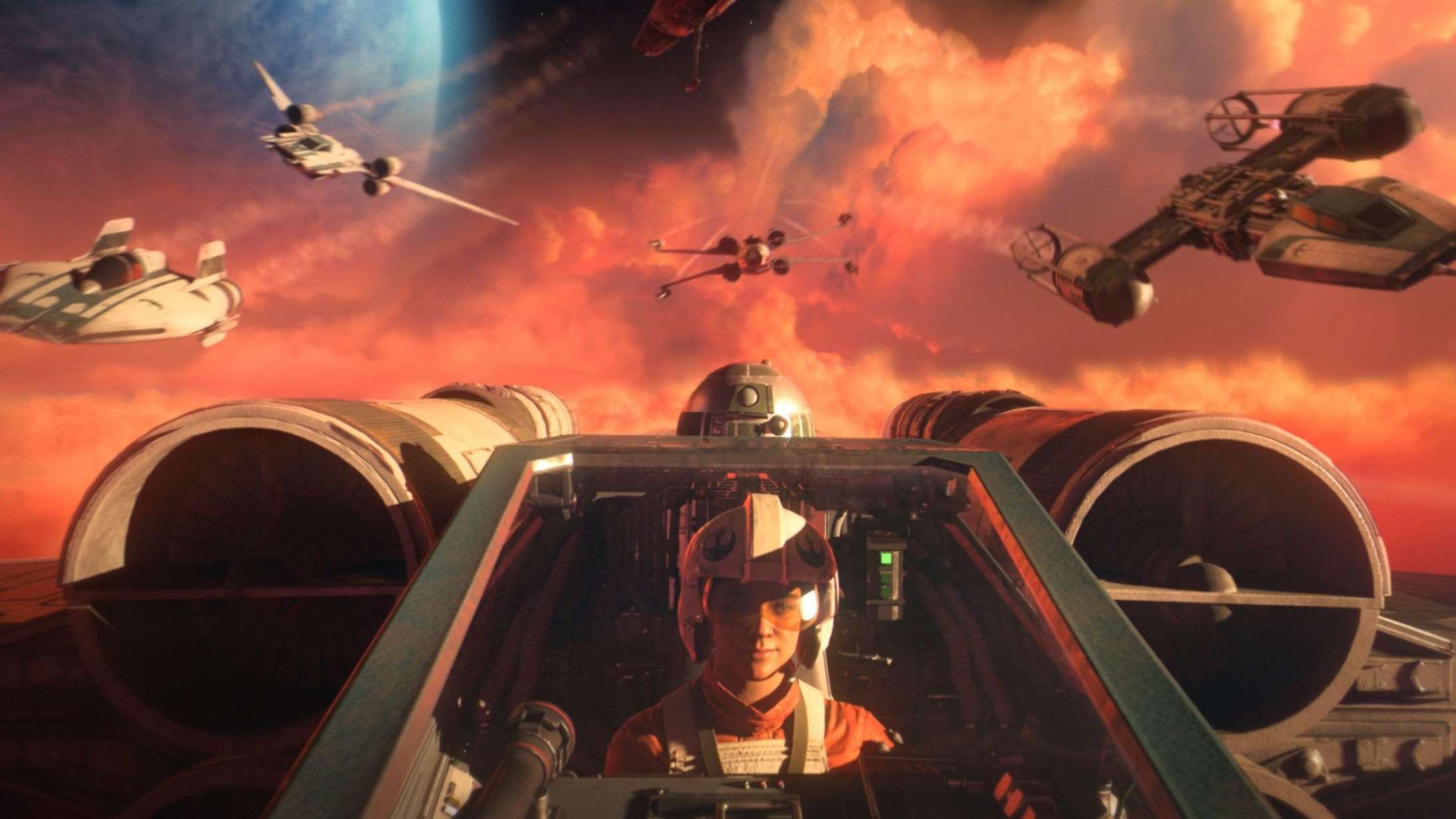 Månedens PlayStation Plus-spil byder på fremragende 'Star Wars'-oplevelse