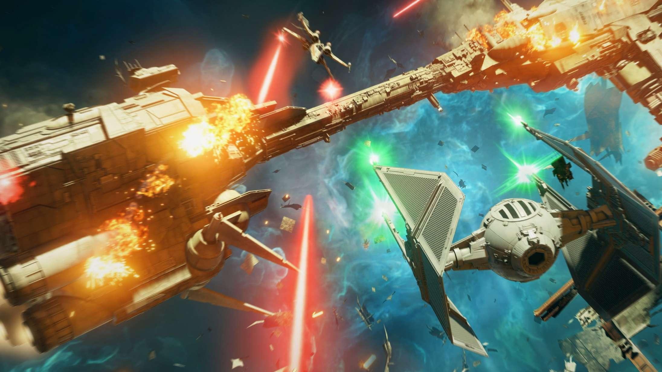 'Star Wars: Squadrons' er den vildeste spiloplevelse, jeg har haft i 2020
