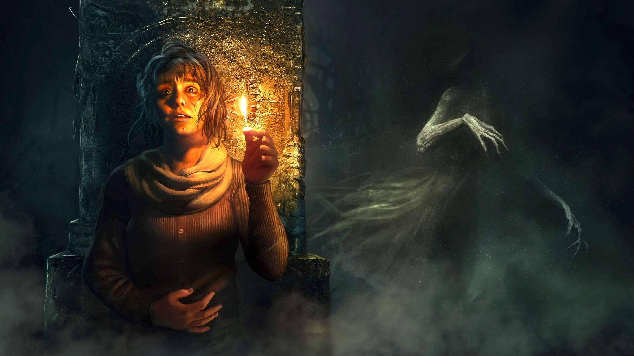 Her er fem gyserspil, der vil skræmme dig fra vid og sans