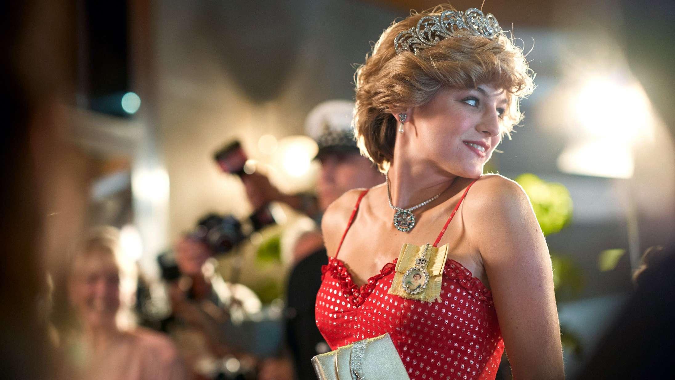 Lyt til Soundvenue Streamer: Er Diana kronjuvelen i 'The Crown'?