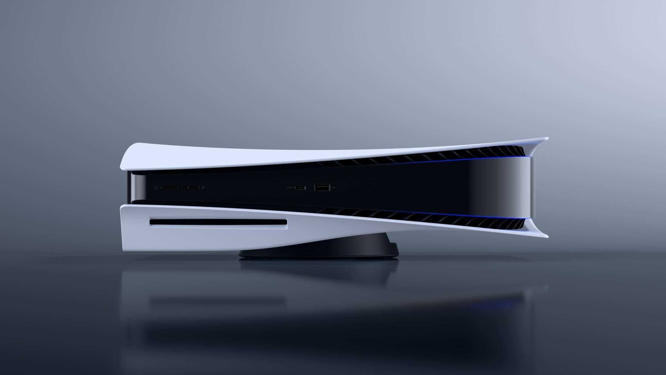 Selv Sony kan ikke finde ud af at vende PlayStation 5 korrekt