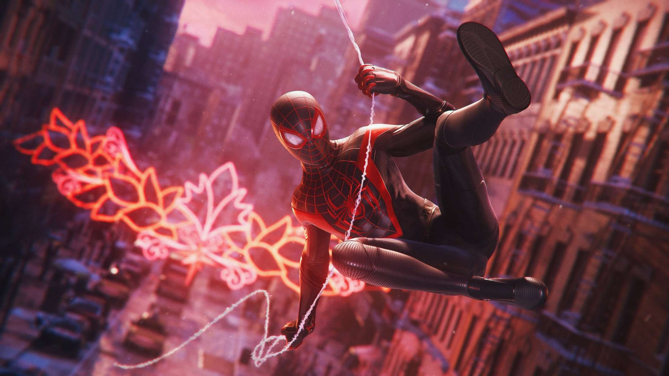 Første nye spil til PlayStation 5: 'Marvel's Spider-Man: Miles Morales' er et forrygende gensyn med fremtidens superhelt