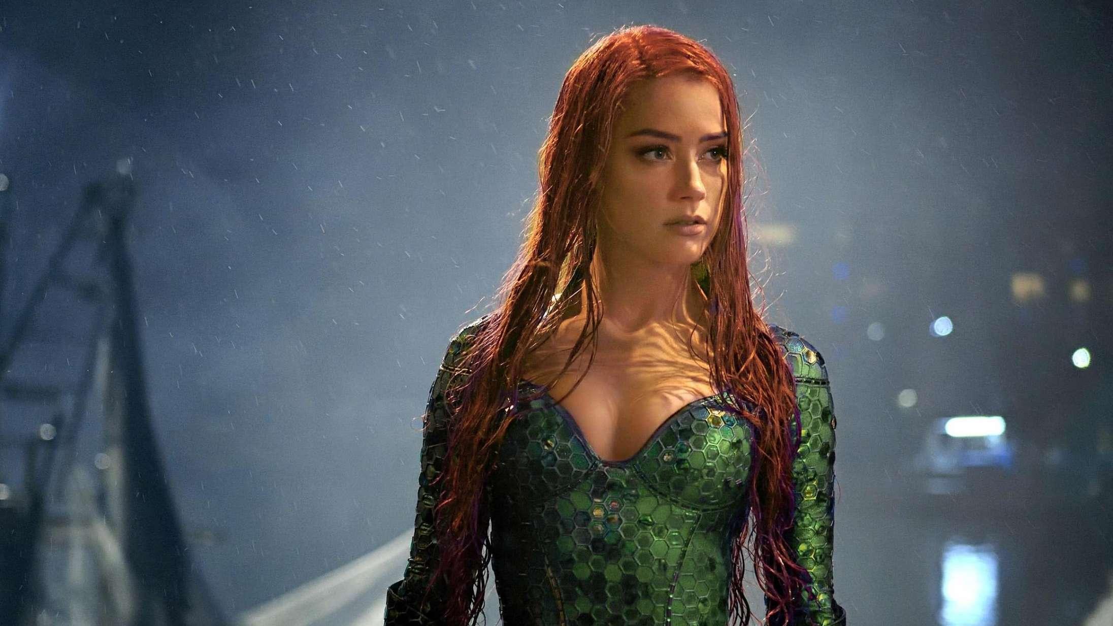 Én million Johnny Depp-fans kræver Amber Heard fyret fra 'Aquaman 2' – skuespilleren afviser at trække sig
