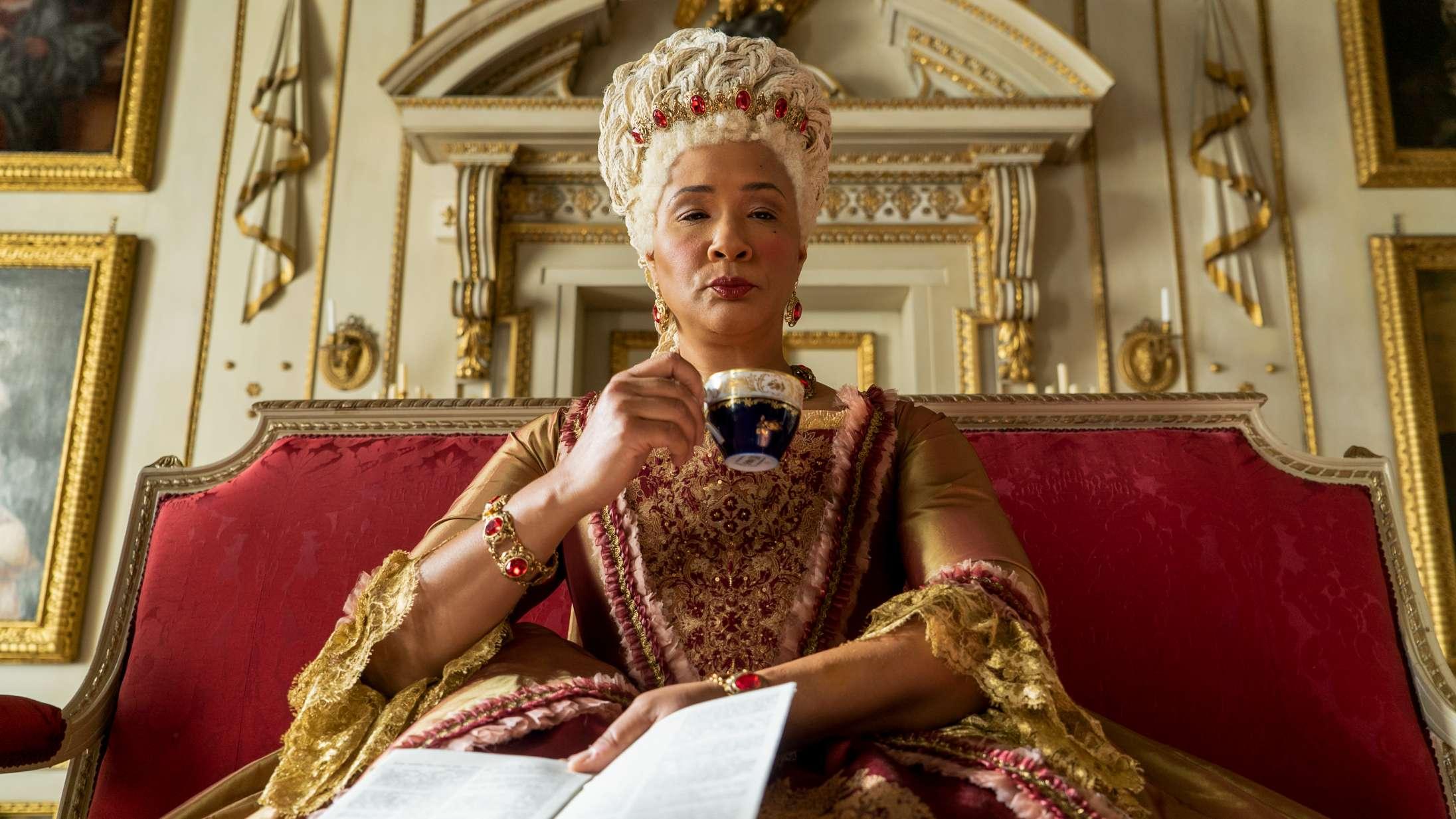 'Bridgerton'-spinoffserie om Queen Charlotte på vej