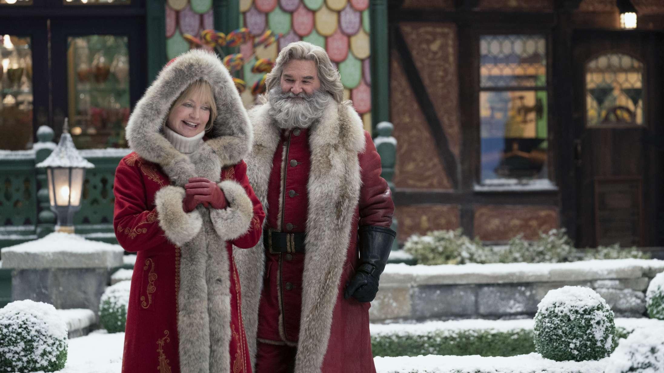 'The Christmas Chronicles – anden del': Nogle ting kan ikke holdes nede – Kurt Russell er én af dem