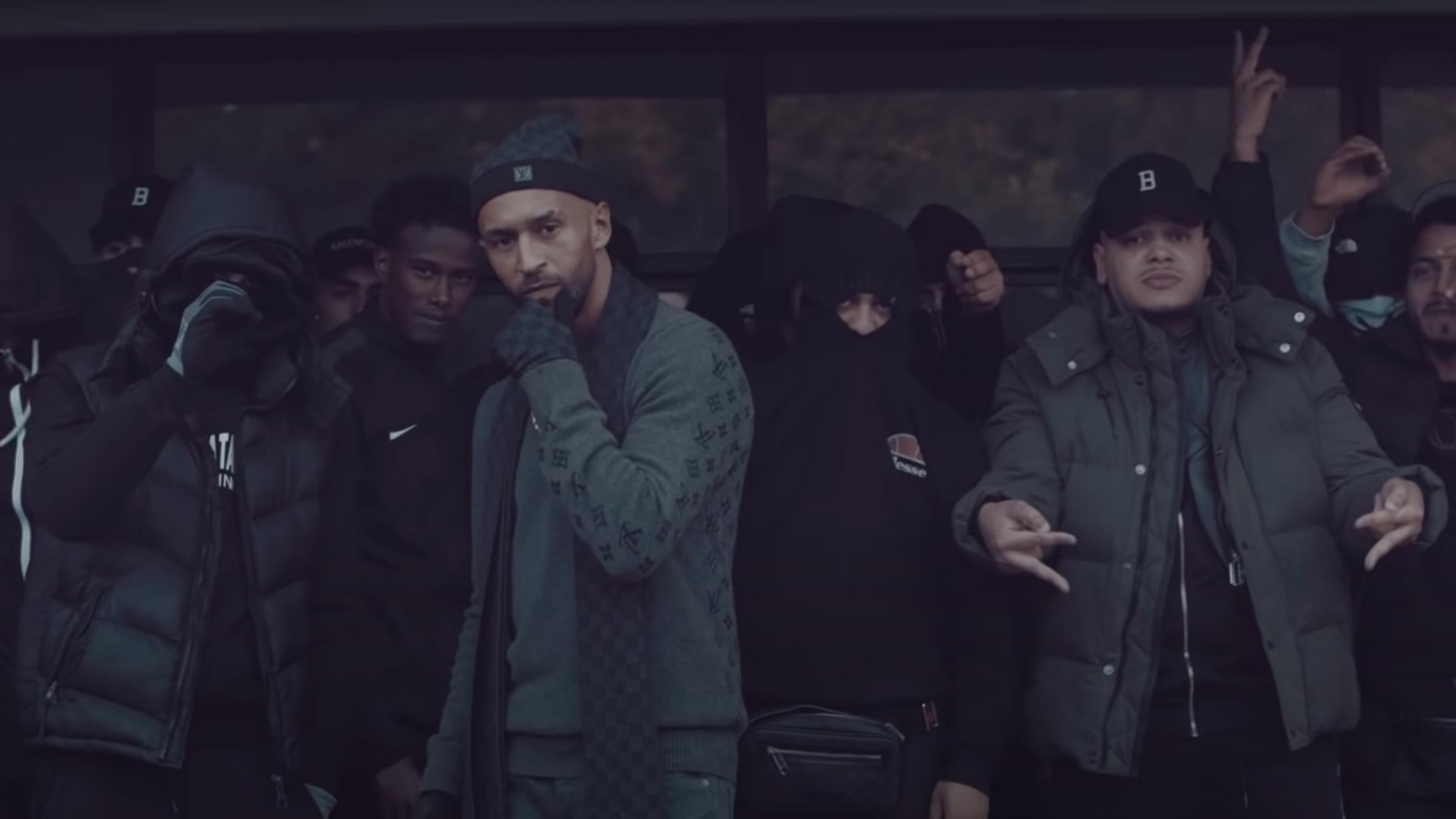 Den voldsomme kritik af rapperen Chatles 'Sort på sort' giver mig deja-vu