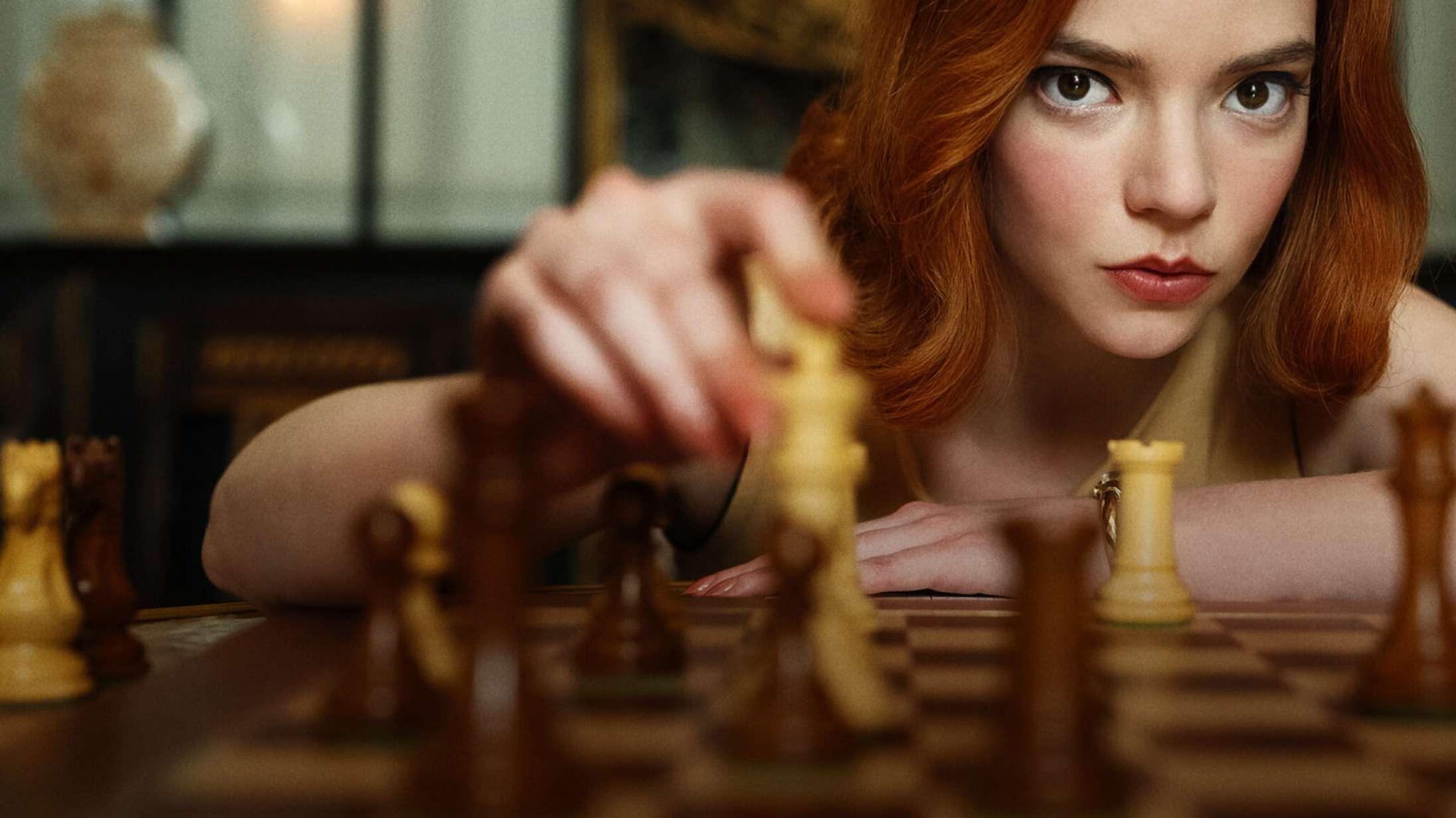 Lyt til Soundvenue Streamer: Netflix-fænomenet 'Dronninggambit' + gyseren 'His House'