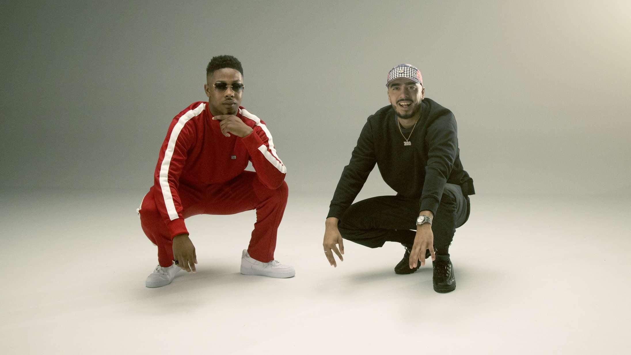 Kesi og Icekiid lyder som de danske Lil Baby og Gunna på ny single – hør 'Get the Bag'