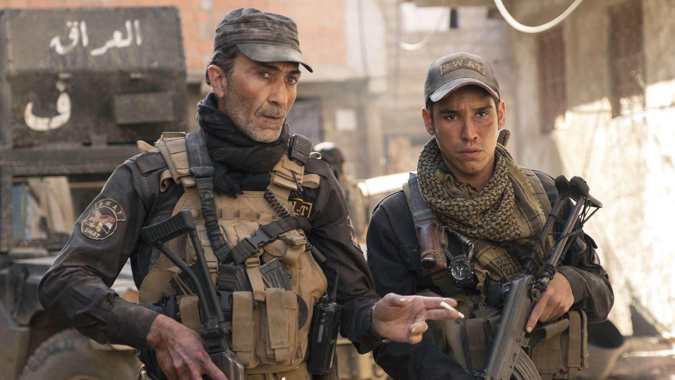 Skuespillere i Netflix-filmen 'Mosul' modtog dødstrusler fra ISIS