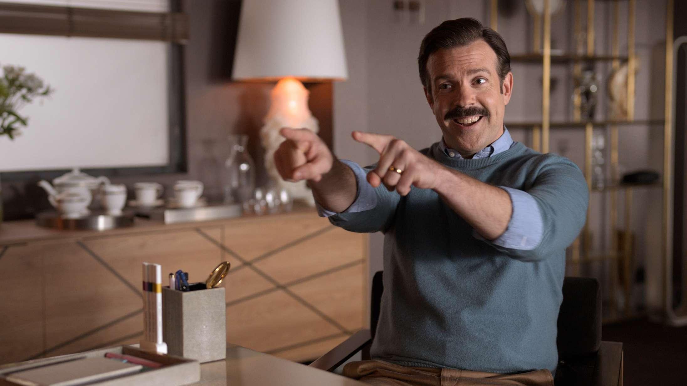 'Ted Lasso' vender tilbage – se traileren til sæson 2