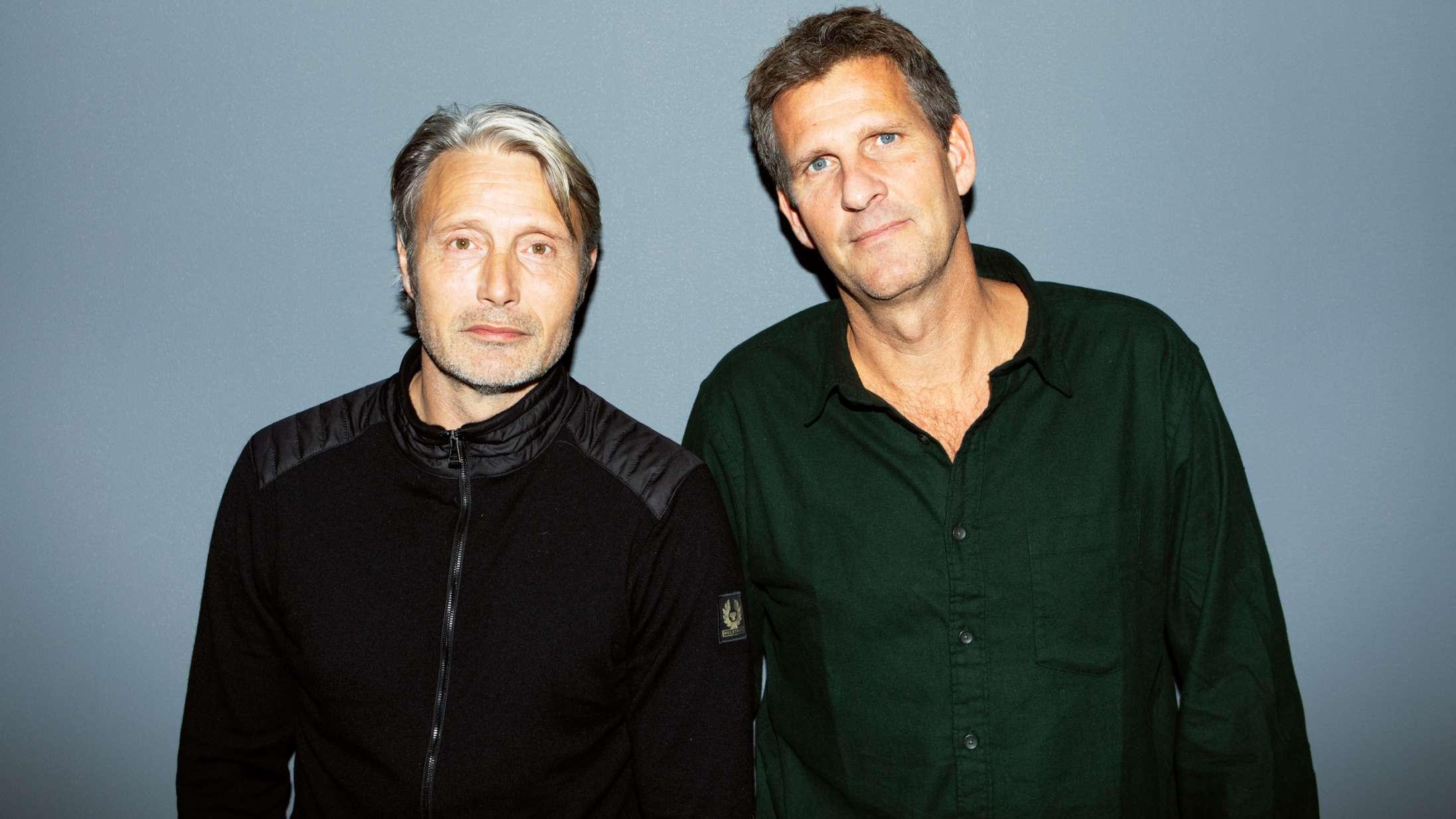 Makkerne Mads Mikkelsen og Anders Thomas Jensen er tilbage: »Livet er en tragedie, hvis du ser det langt nok ude fra«