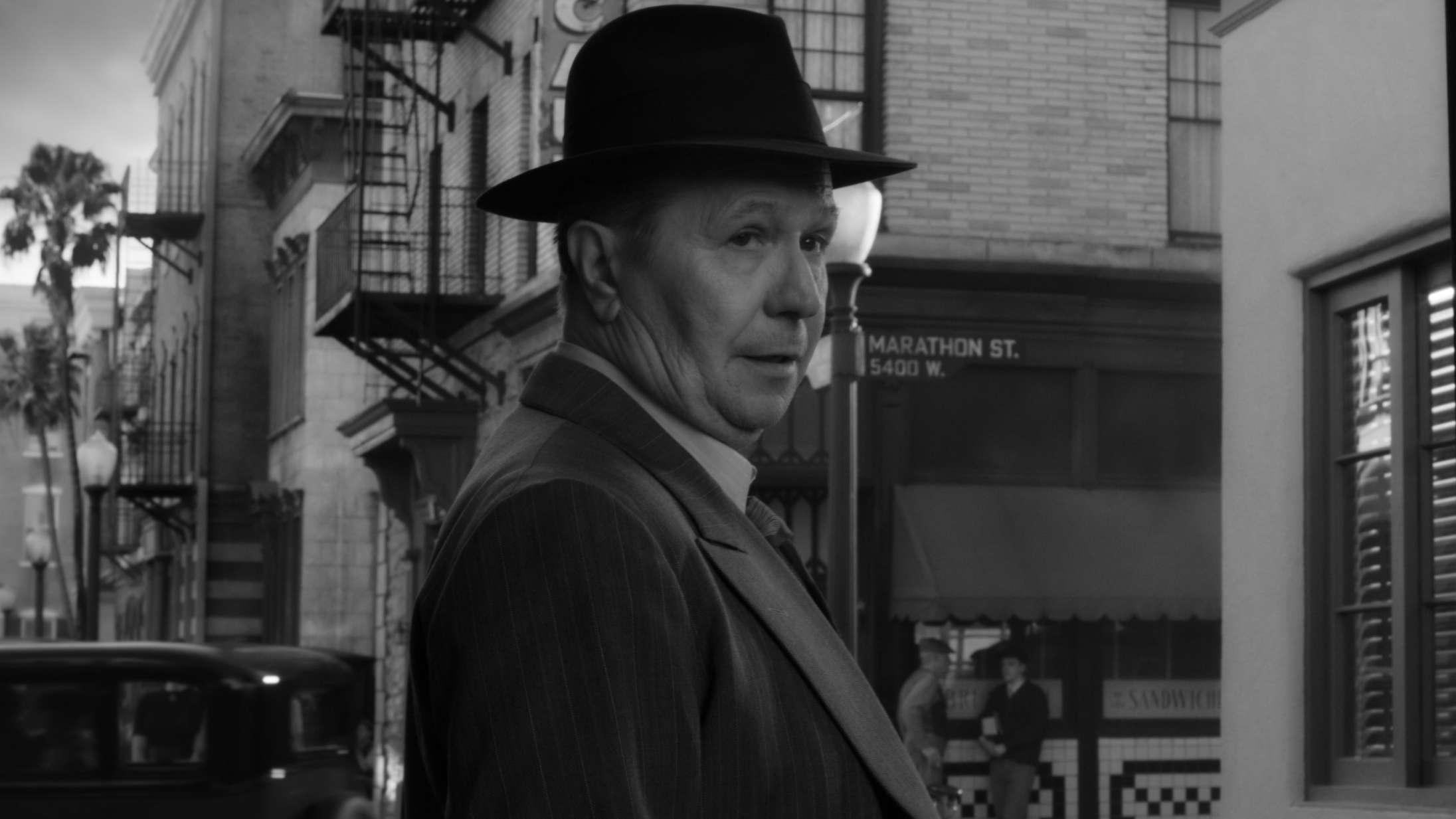 Lyt til Soundvenue Streamer: David Fincher og Gary Oldman (om)skriver Hollywood-historie i 'Mank'