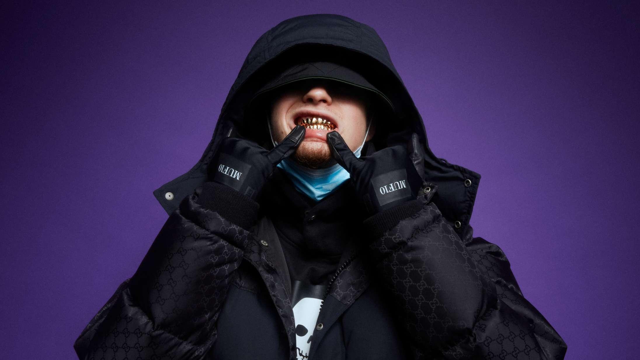 Soundvenue Springer: Drill-rapperen Miklo fortæller historien om mennesket bag masken