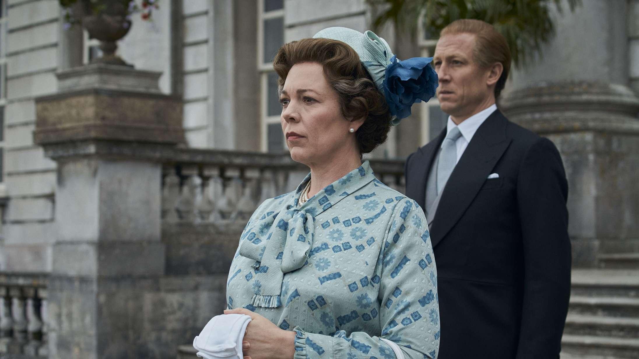 'The Crown' fortsætter to sæsoner – men når ikke frem til Meghan og Harry