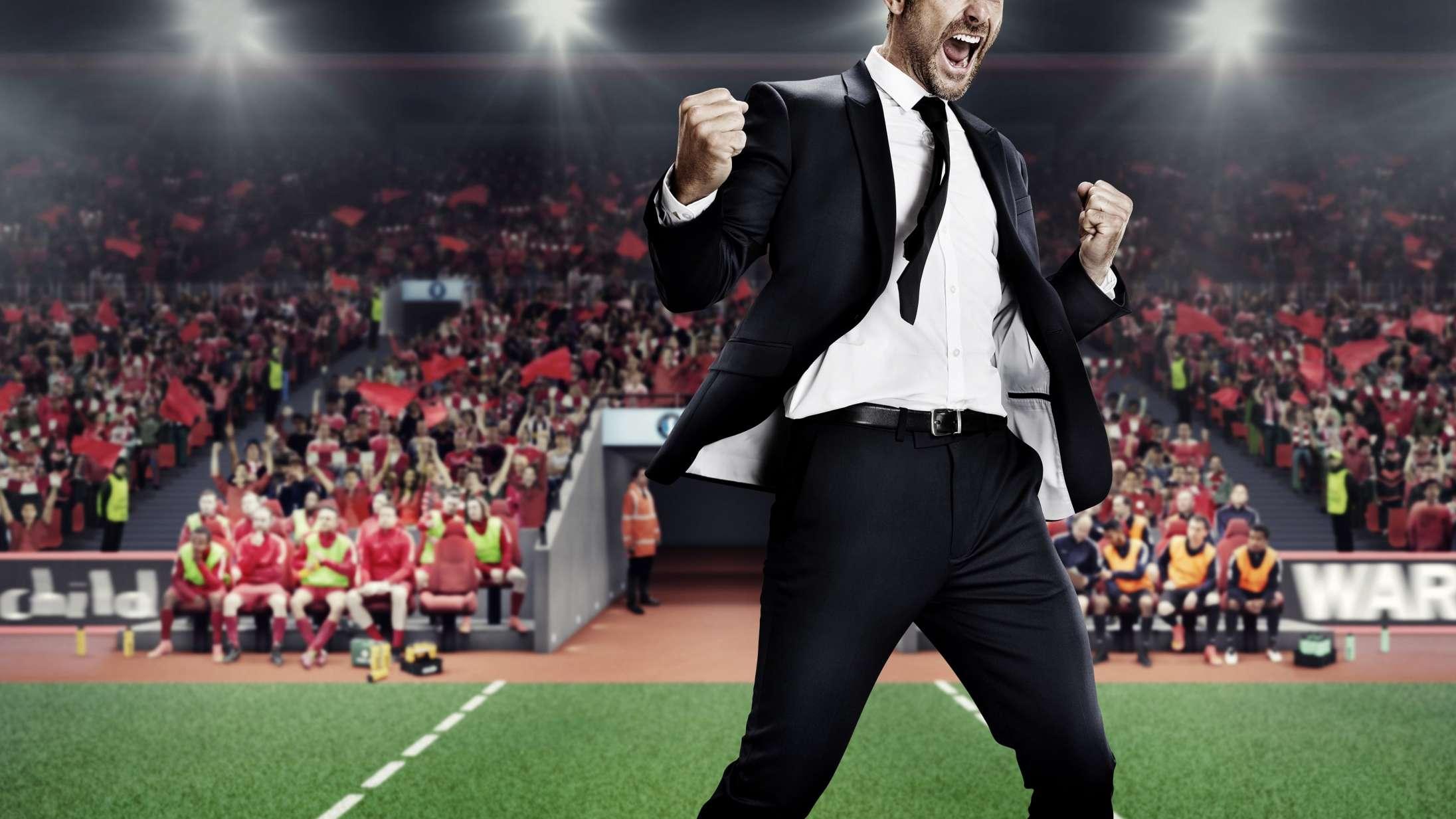 Fodboldagenter prøver at bestikke sig til bedre spillere i 'Football Manager'