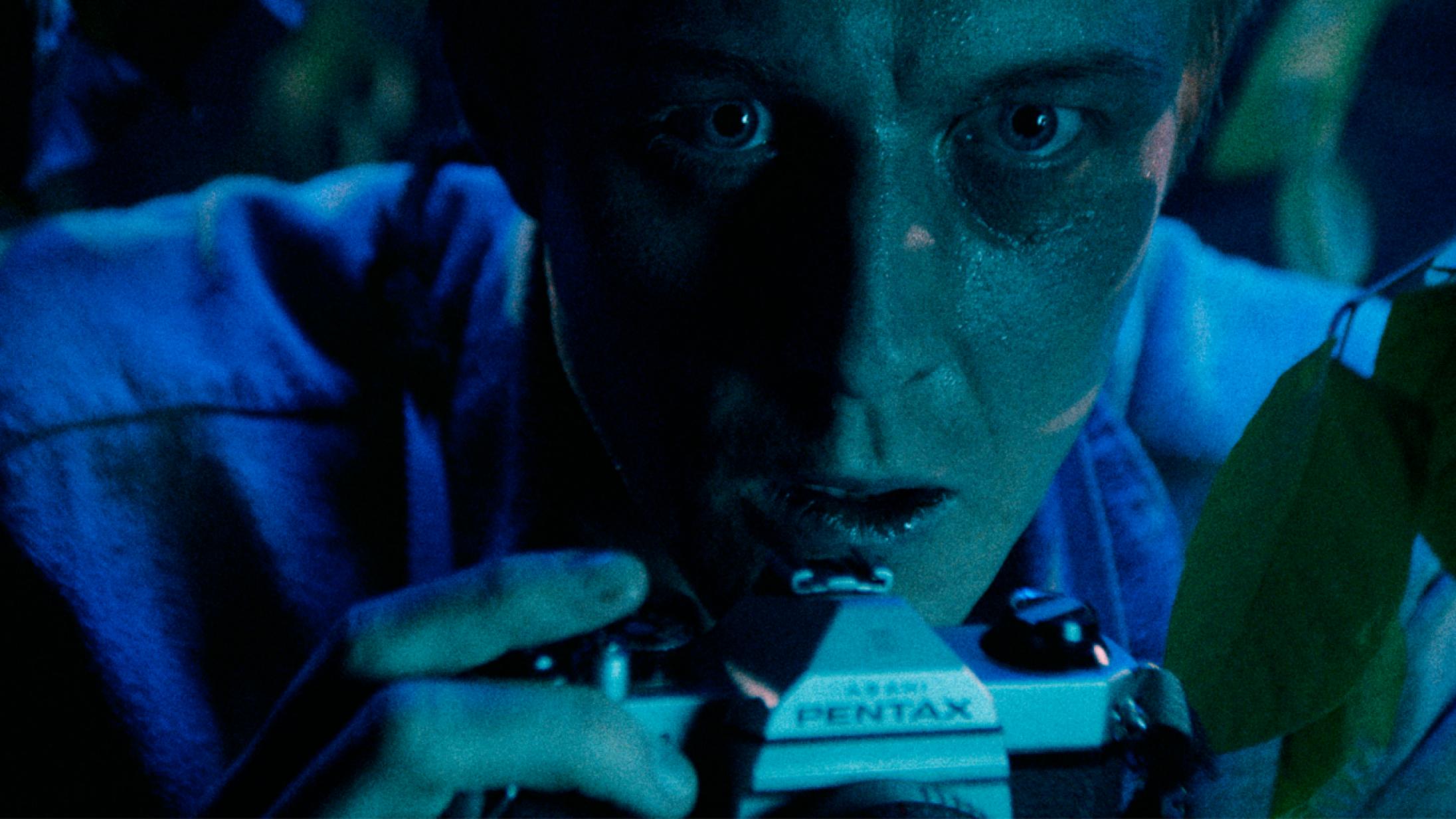 'Den blå orkidé: Liderligt mørke og sanseligt syretrip er et særsyn i dansk film