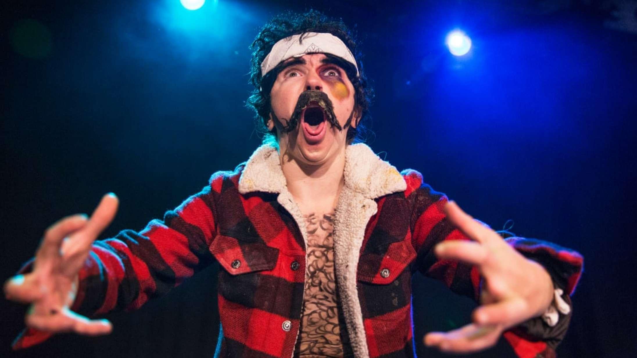 'Nate – a One Man Show': Det vildeste standup-show, jeg længe har set