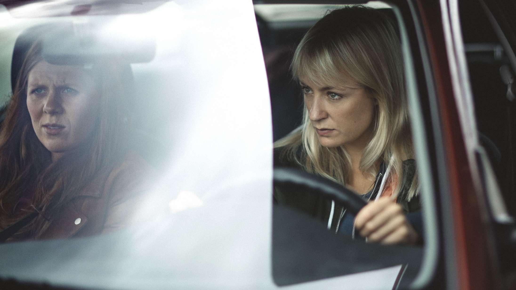 'Far': Komikerduos nye roadmovie-serie på DR3 er glimrende selskab