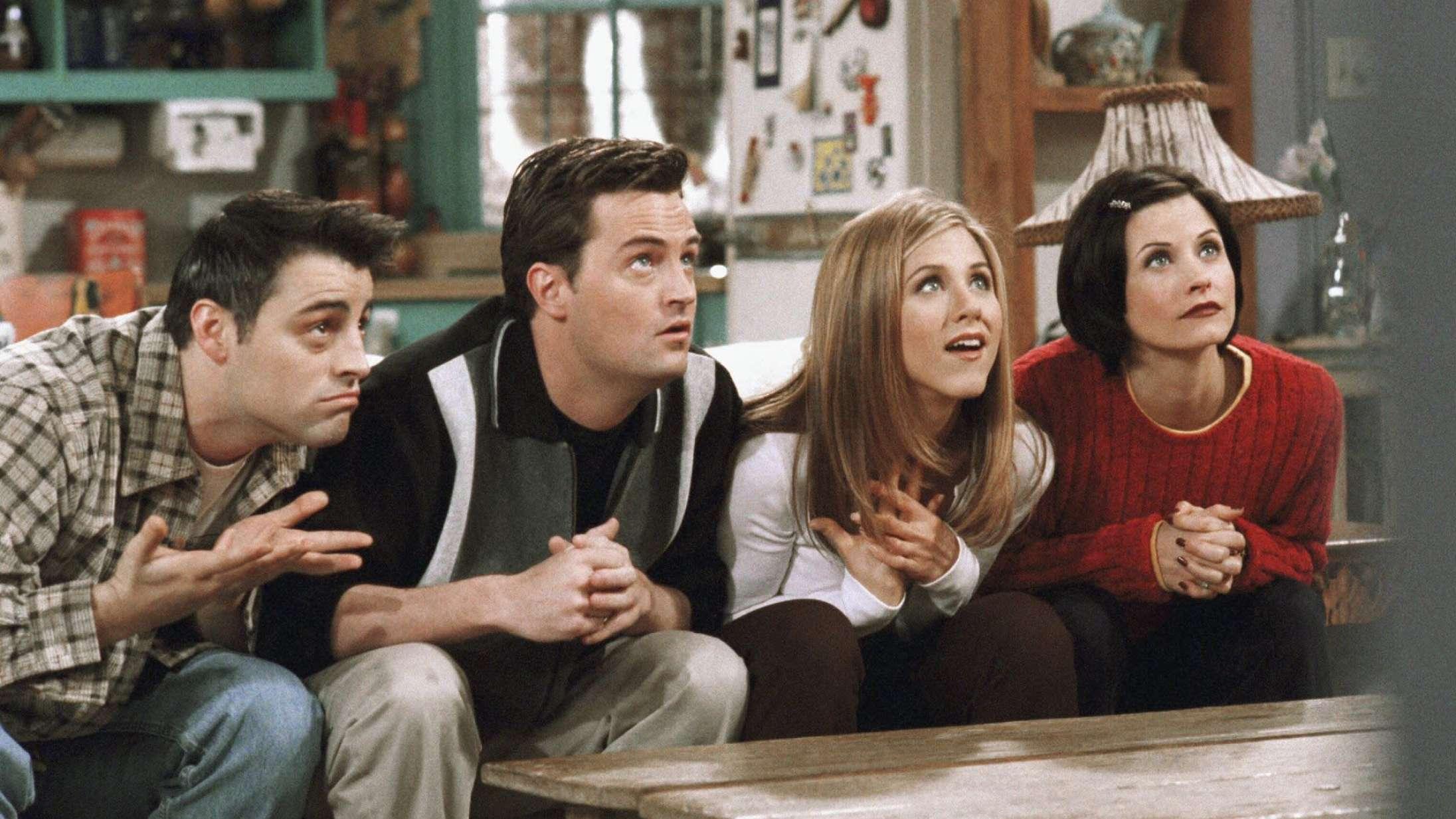 Courtney Cox om ikonisk 'Friends'-intro: »Det er ikke sjovt at danse i et springvand i timevis«