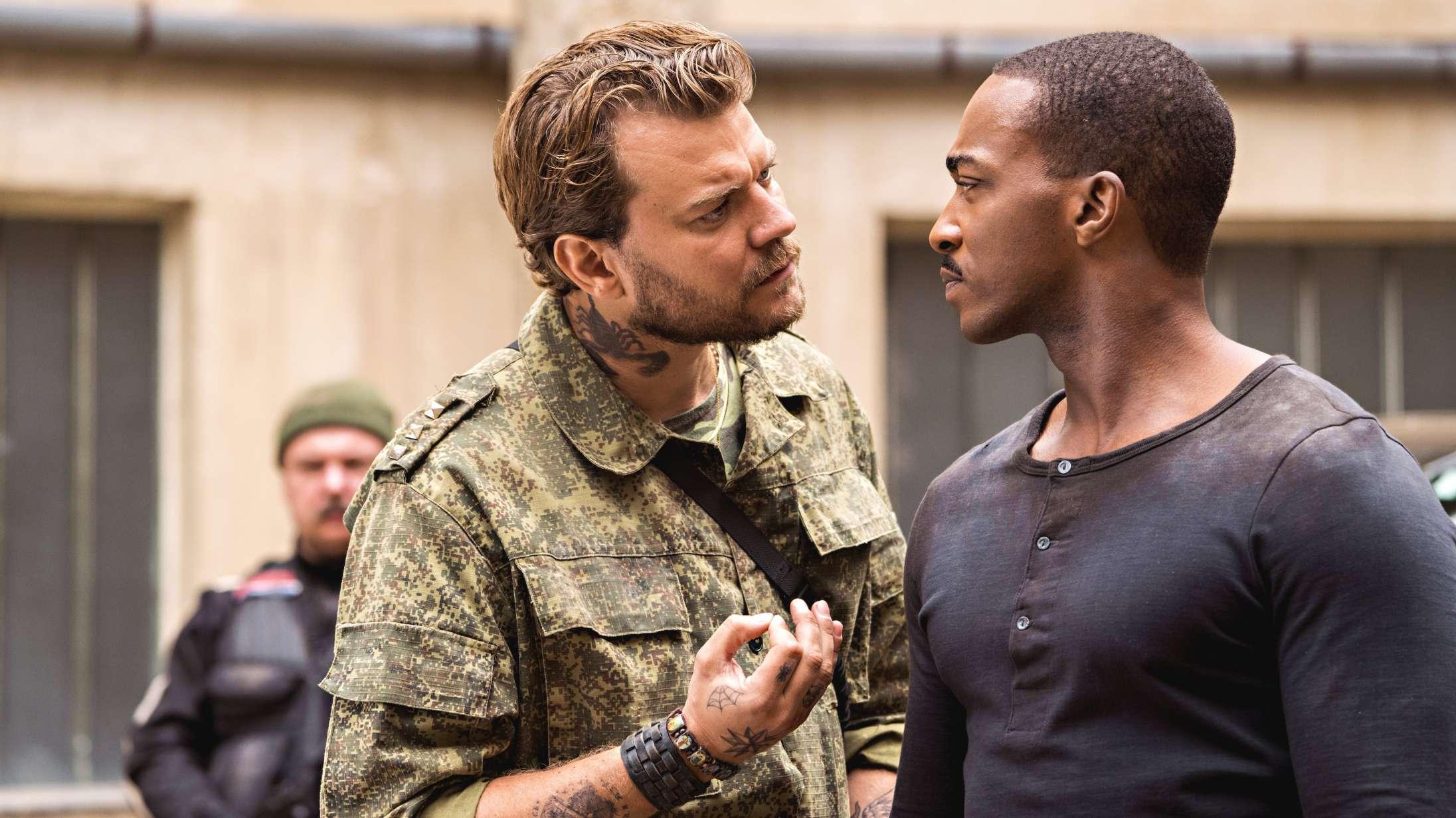 'Outside the Wire': Netflix-action med Pilou Asbæk giver kun mening for kunstig intelligens