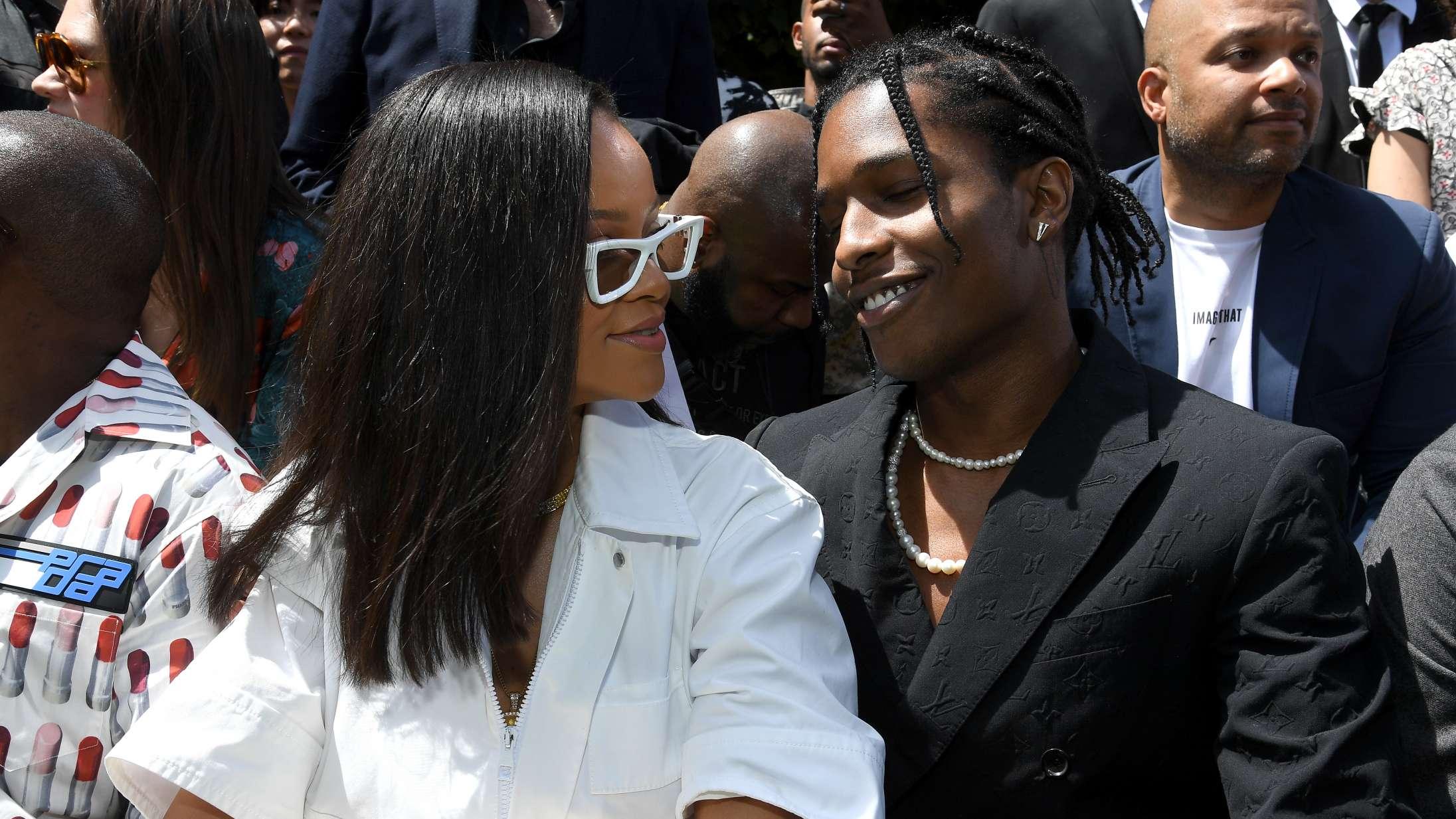 Ifølge rygtebørsen er Rihanna og ASAP Rocky nu et par