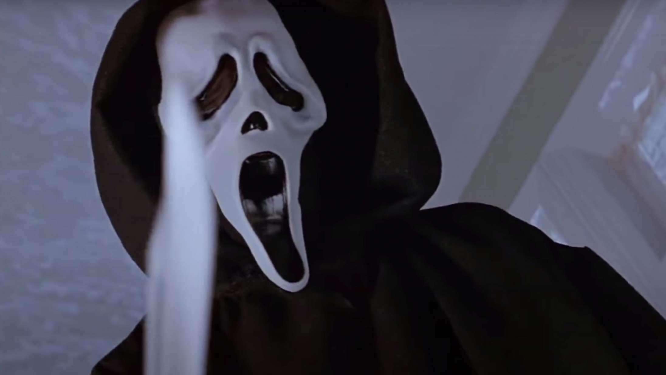 Lyt til podcasten Soundvenue Filmklub: Der er et tydeligt før og efter 'Scream'