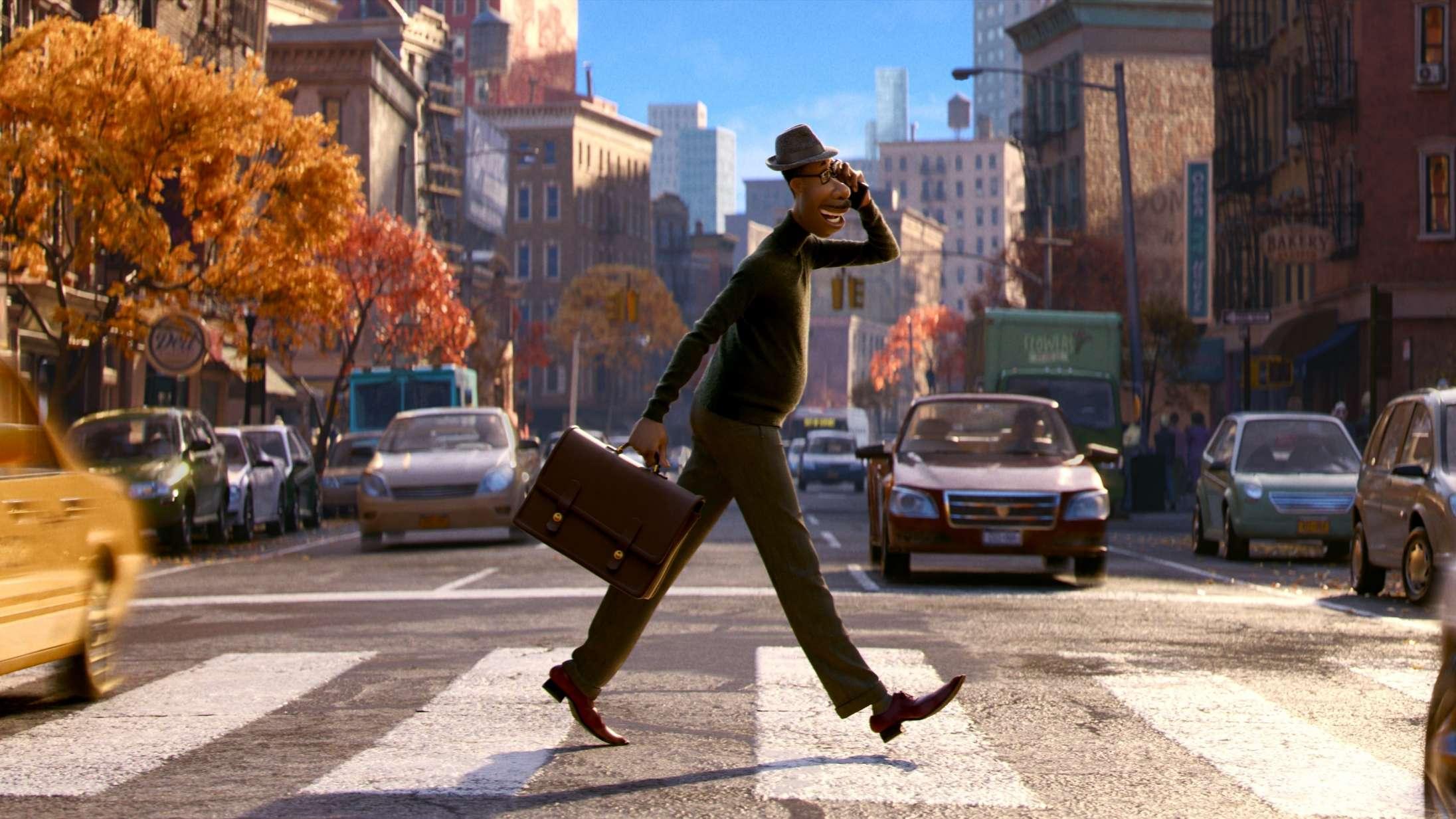 'Soul': Pixar har gjort det igen!