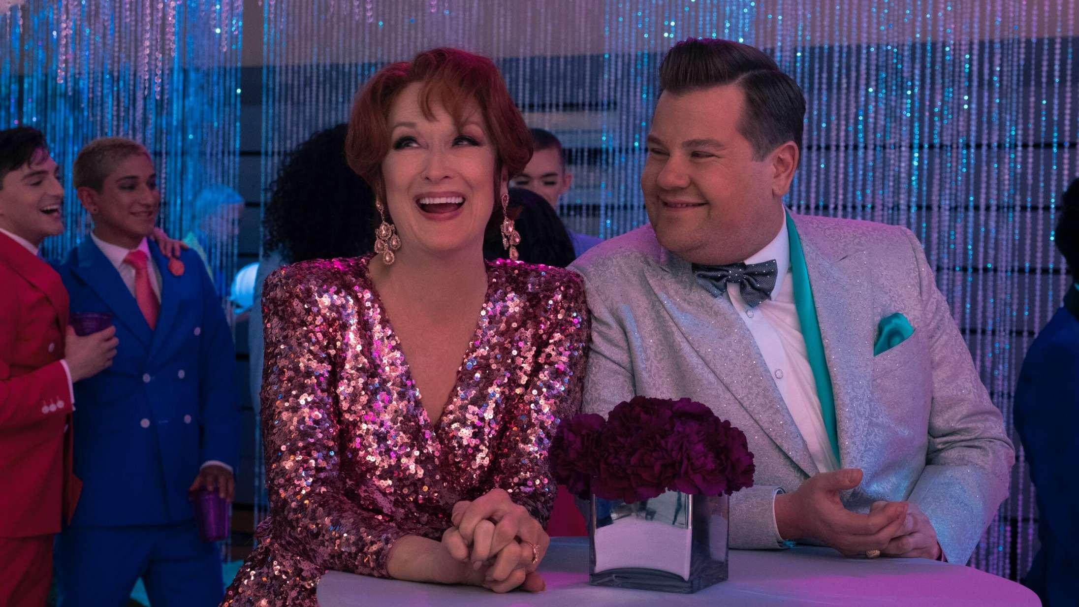 'The Prom': Ryan Murphys stjernespækkede Netflix-musical er oppustet og et musikalsk fejltrin