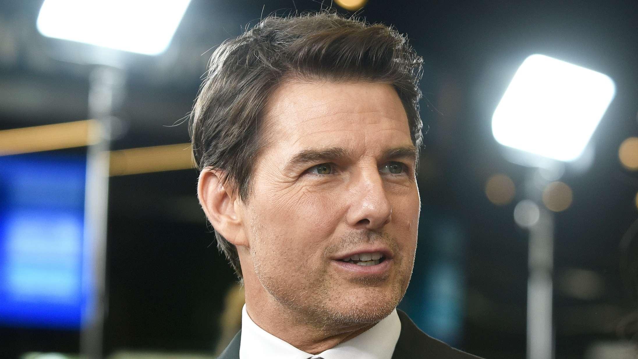Tom Cruise forsvarer sit virale vredesudbrud under 'Mission: Impossible 7'-optagelserne