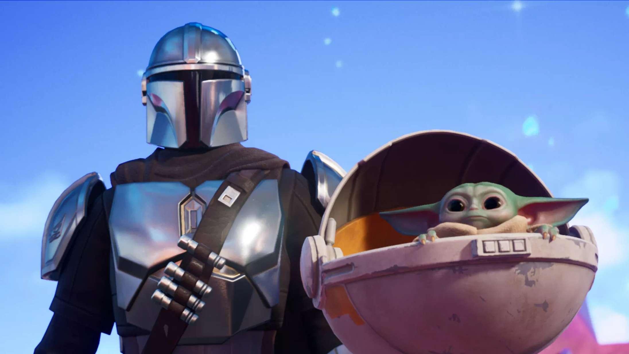 'Fortnite'-finale smadrer rekord – ny sæson starter med Baby Yoda og 'The Mandalorian'