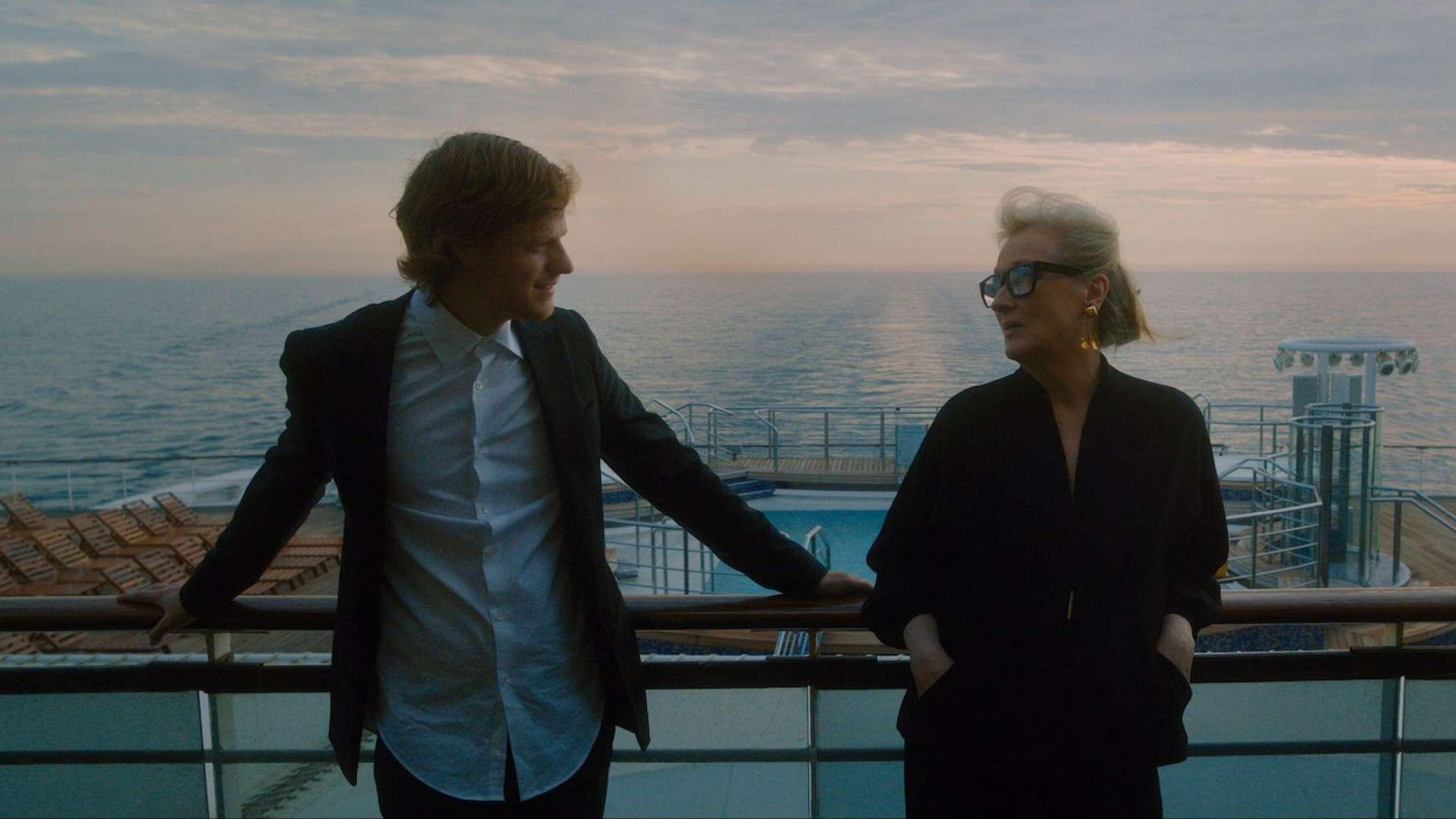 'Let Them All Talk': Meryl Streep er groft uudnyttet i indiemesters nyeste eksperiment