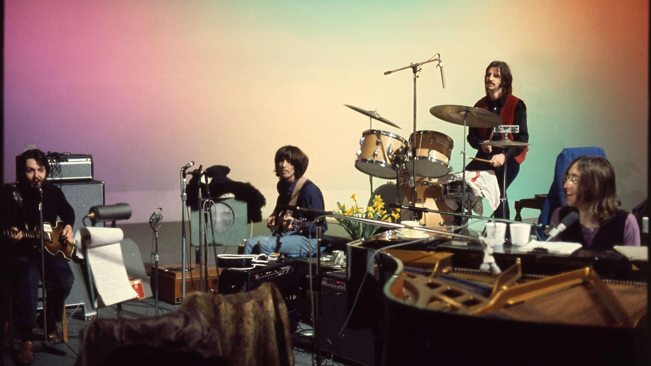 Peter Jacksons nye The Beatles-dokumentar er baseret på 57 timers intime optagelser –se traileren