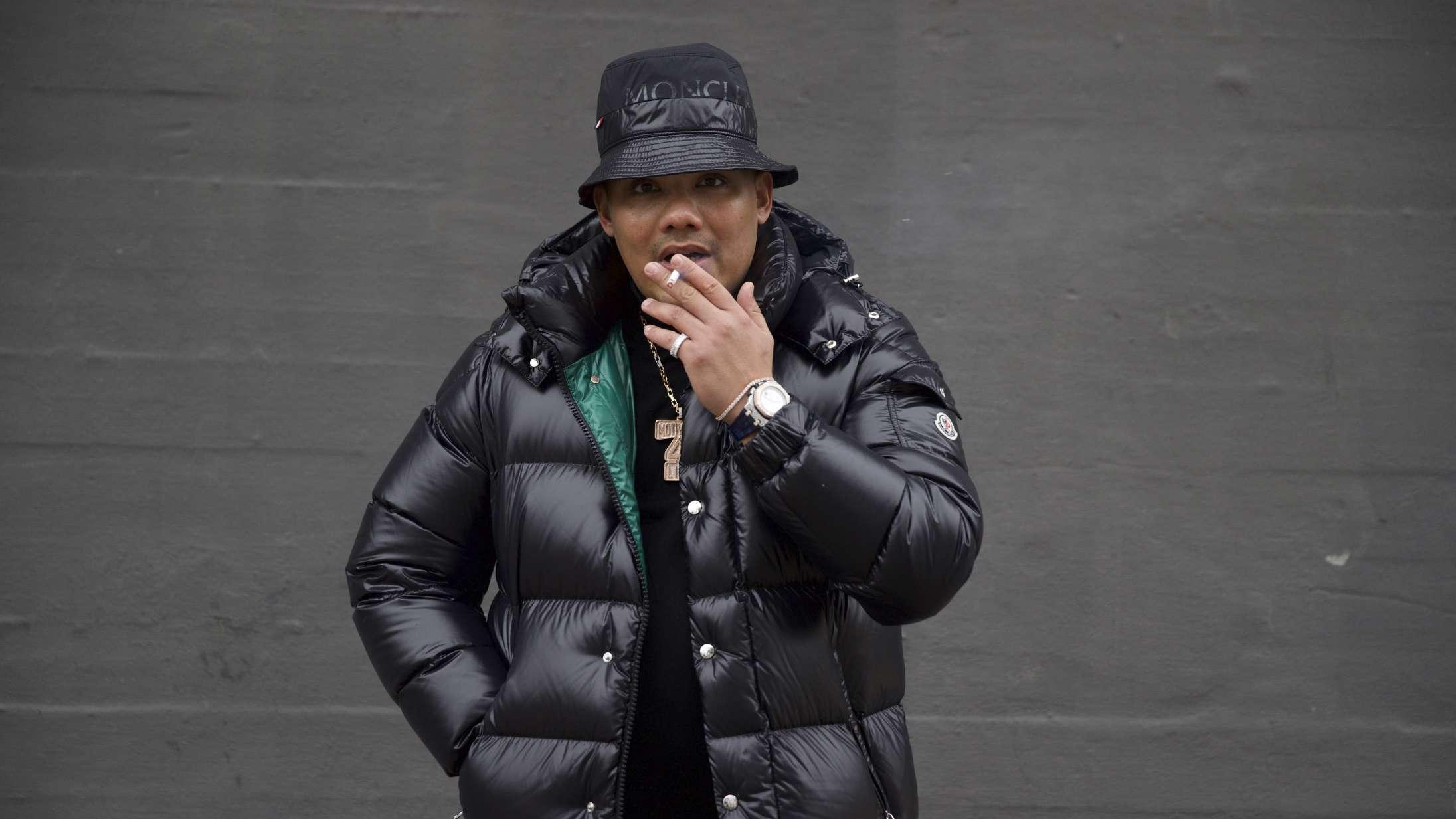 På 'Baba Business 2' lyder Branco større end alle andre i dansk hiphop