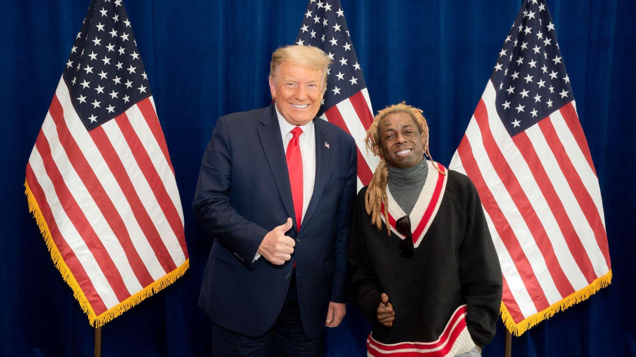 Donald Trump planlægger efter sigende at udstede 100 benådninger i morgen – Lil Wayne på listen
