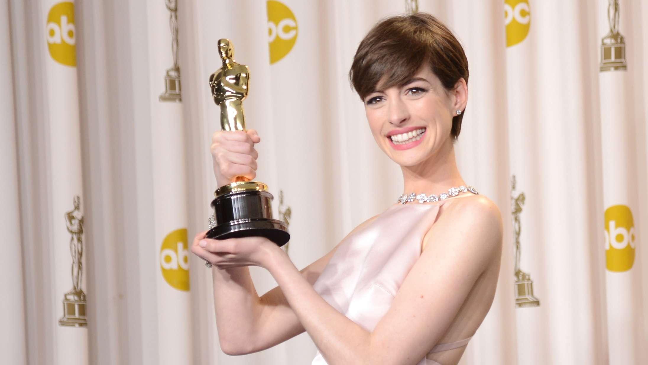 Anne Hathaway ser tilbage på hadet, hun mødte efter Oscar-sejr: »Det var en rigtig god ting«
