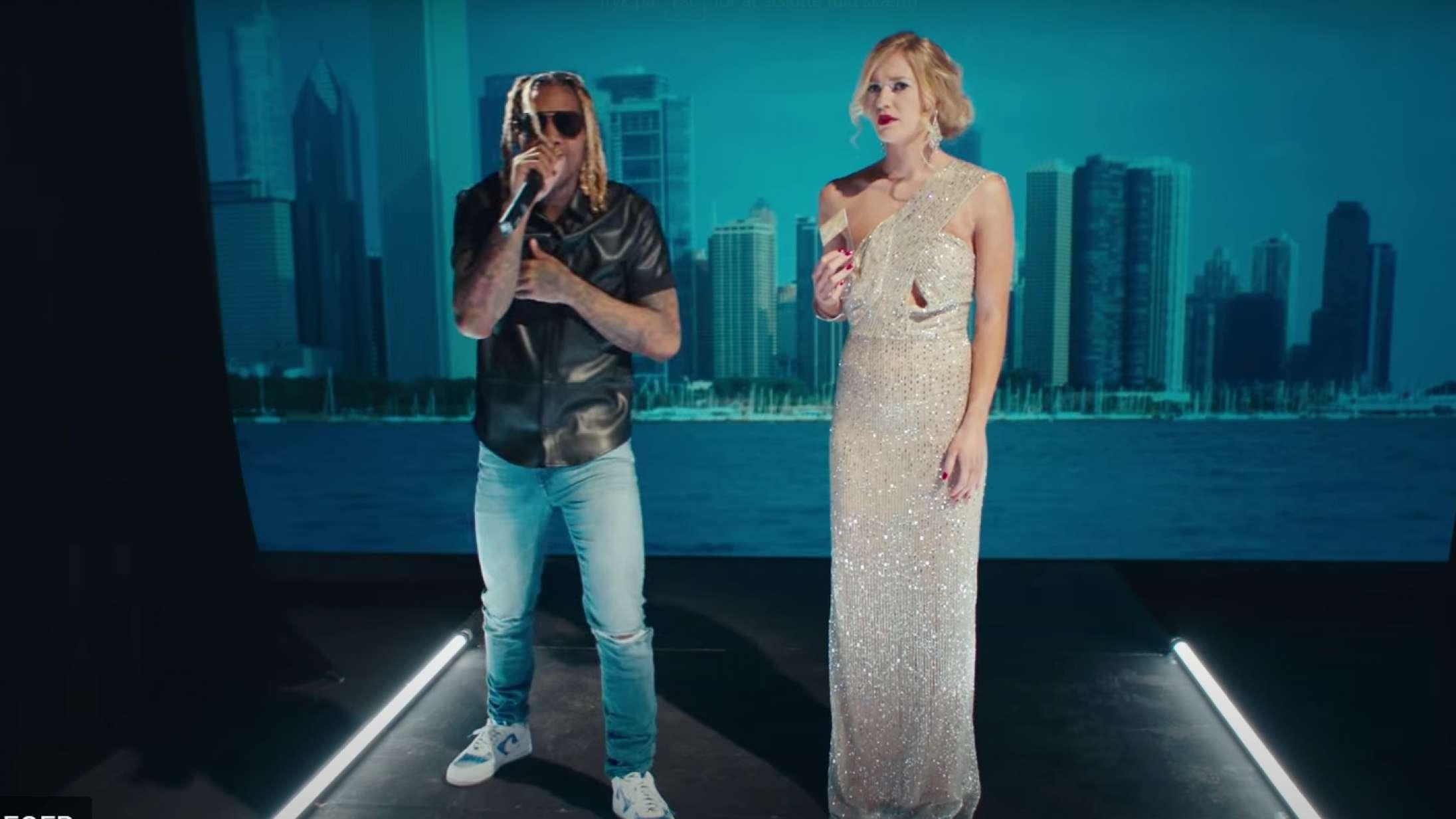 Lil Durk tager tykt pis på Kanye West med parodi-musikvideo til 'Kanye Krazy'