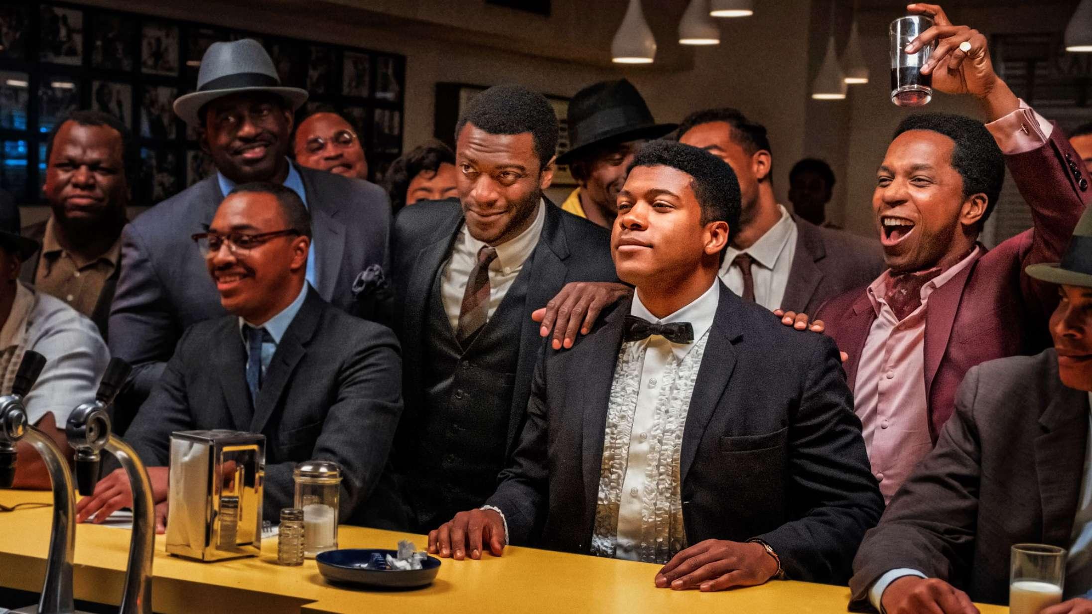 'One Night in Miami': Fire ikoner mødes i medrivende Oscar-kandidat